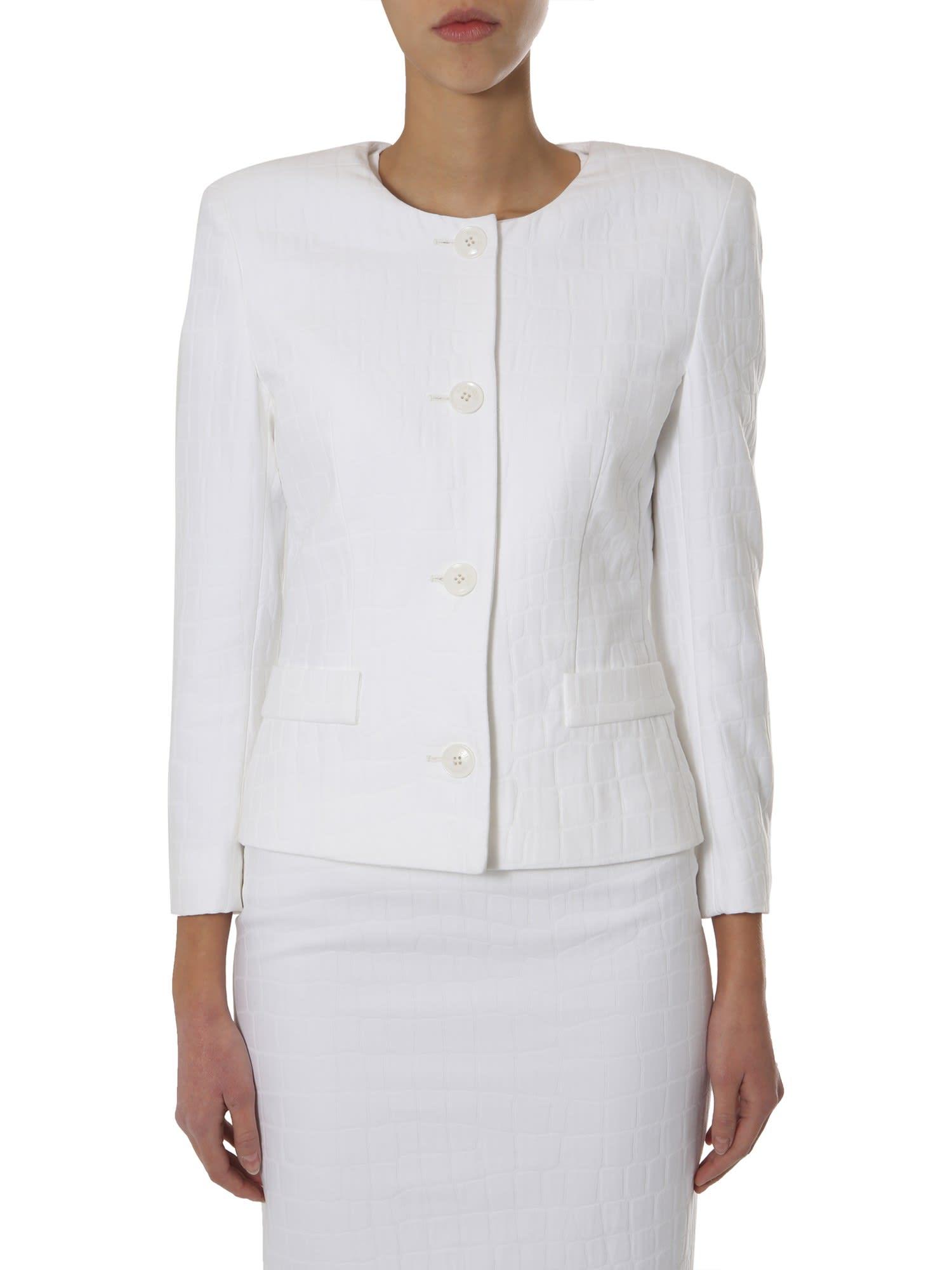 Boutique Moschino Cotton Jacket