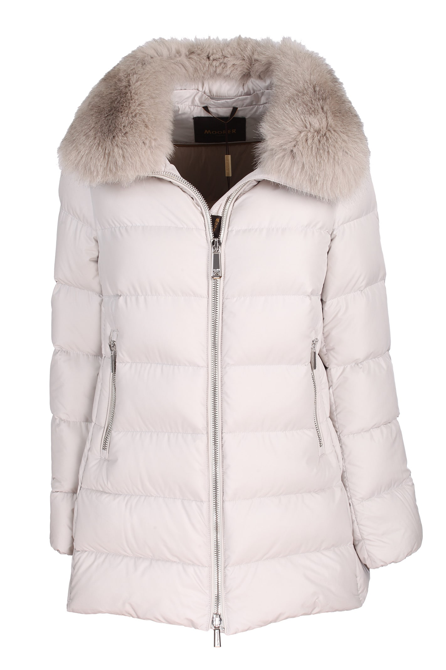 MooRER padded jacket
