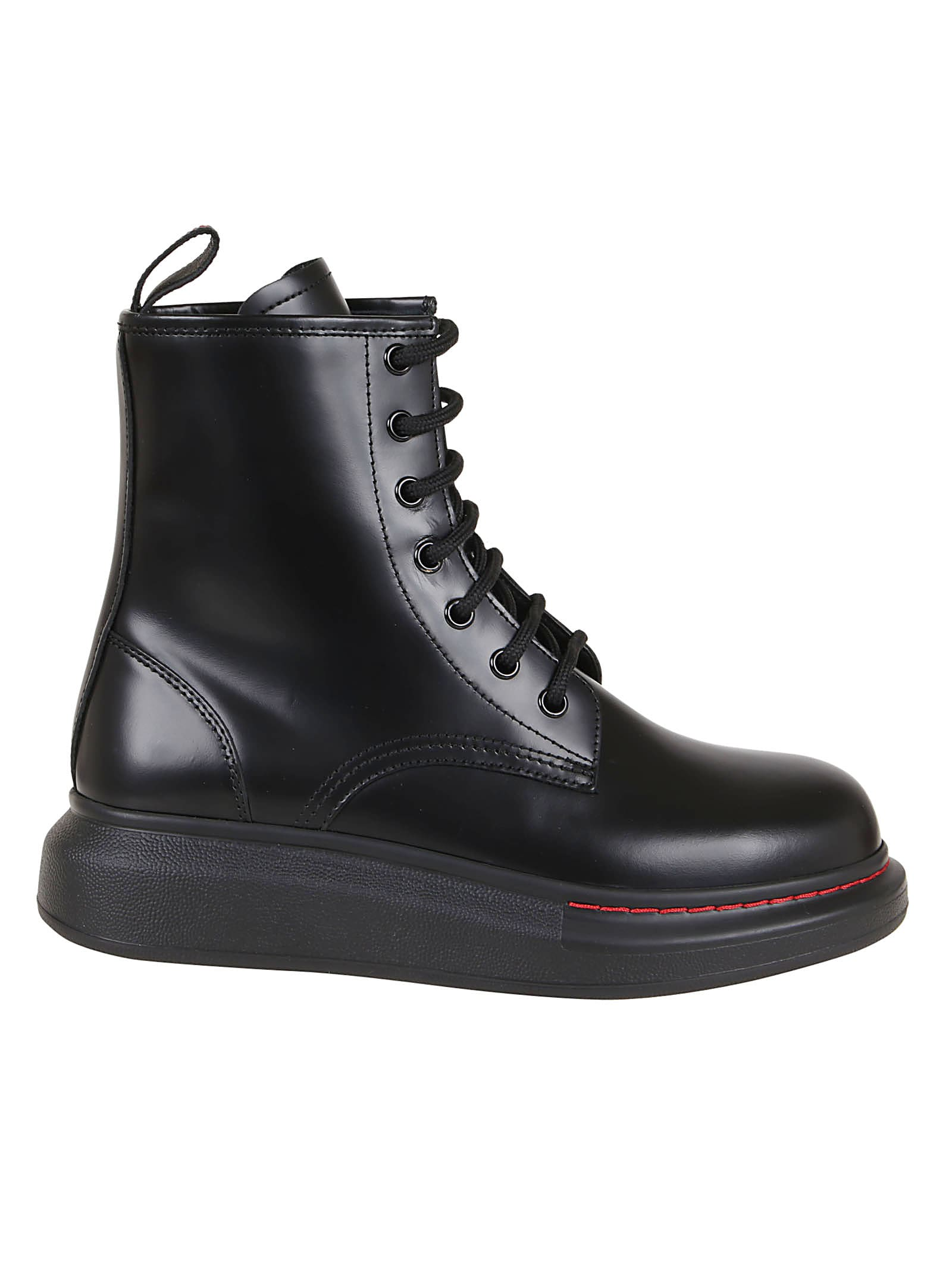Buy Alexander McQueen Boots Hybrid online, shop Alexander McQueen shoes with free shipping
