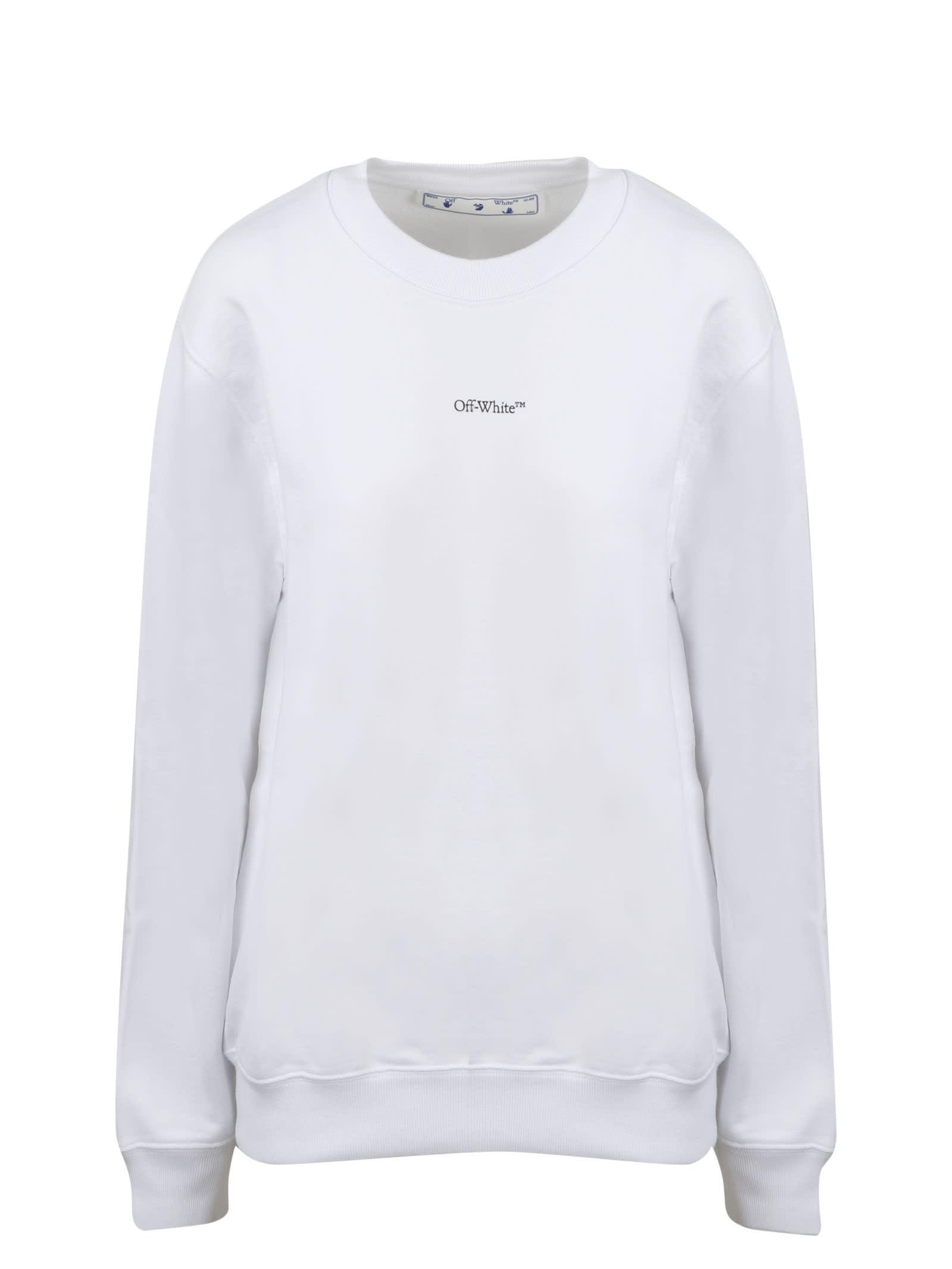 Off-White Botanical Sweatshirt