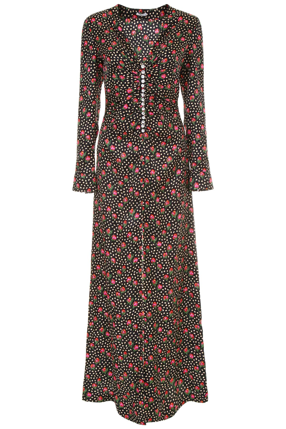 Miu Miu Rosebud Dress