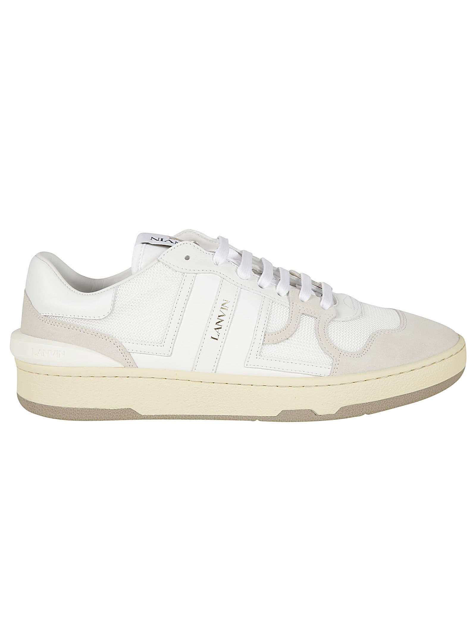 Lanvin Tennis Low-top Sneakers
