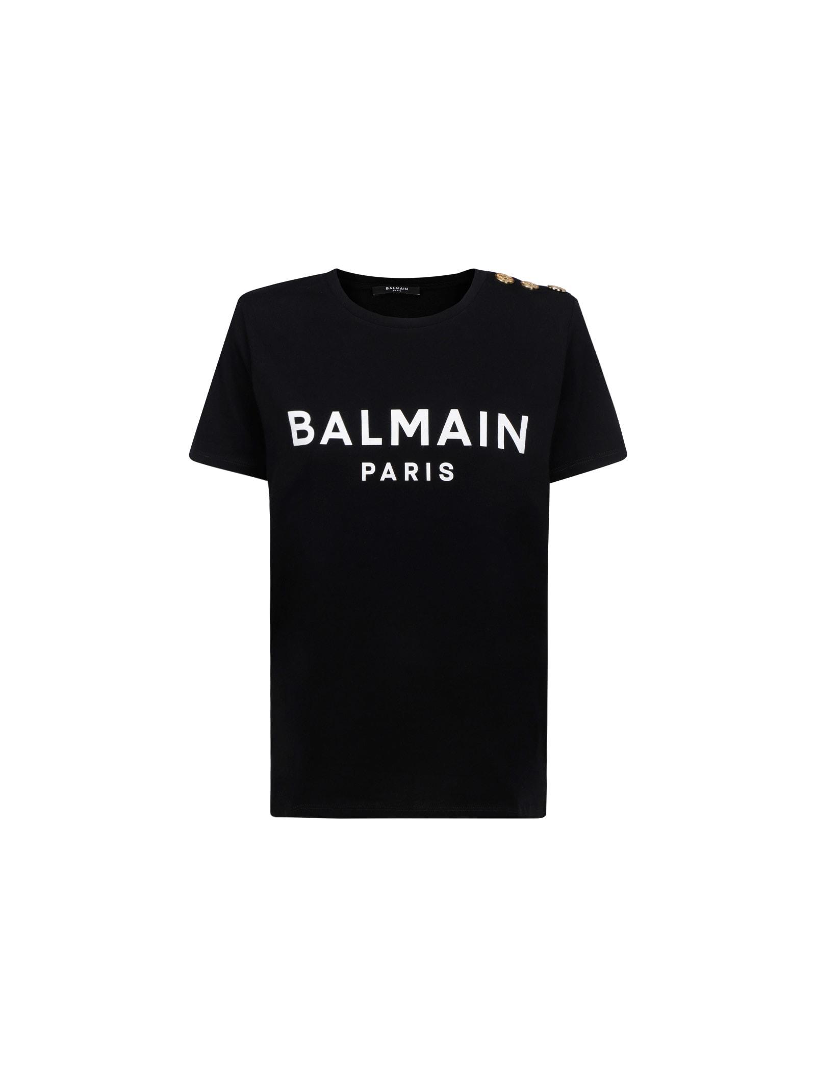 Balmain Cottons T-SHIRT