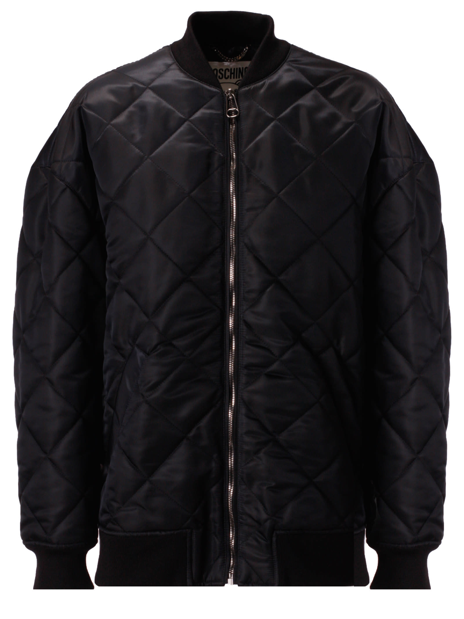 Moschino Zipped Padded Jacket