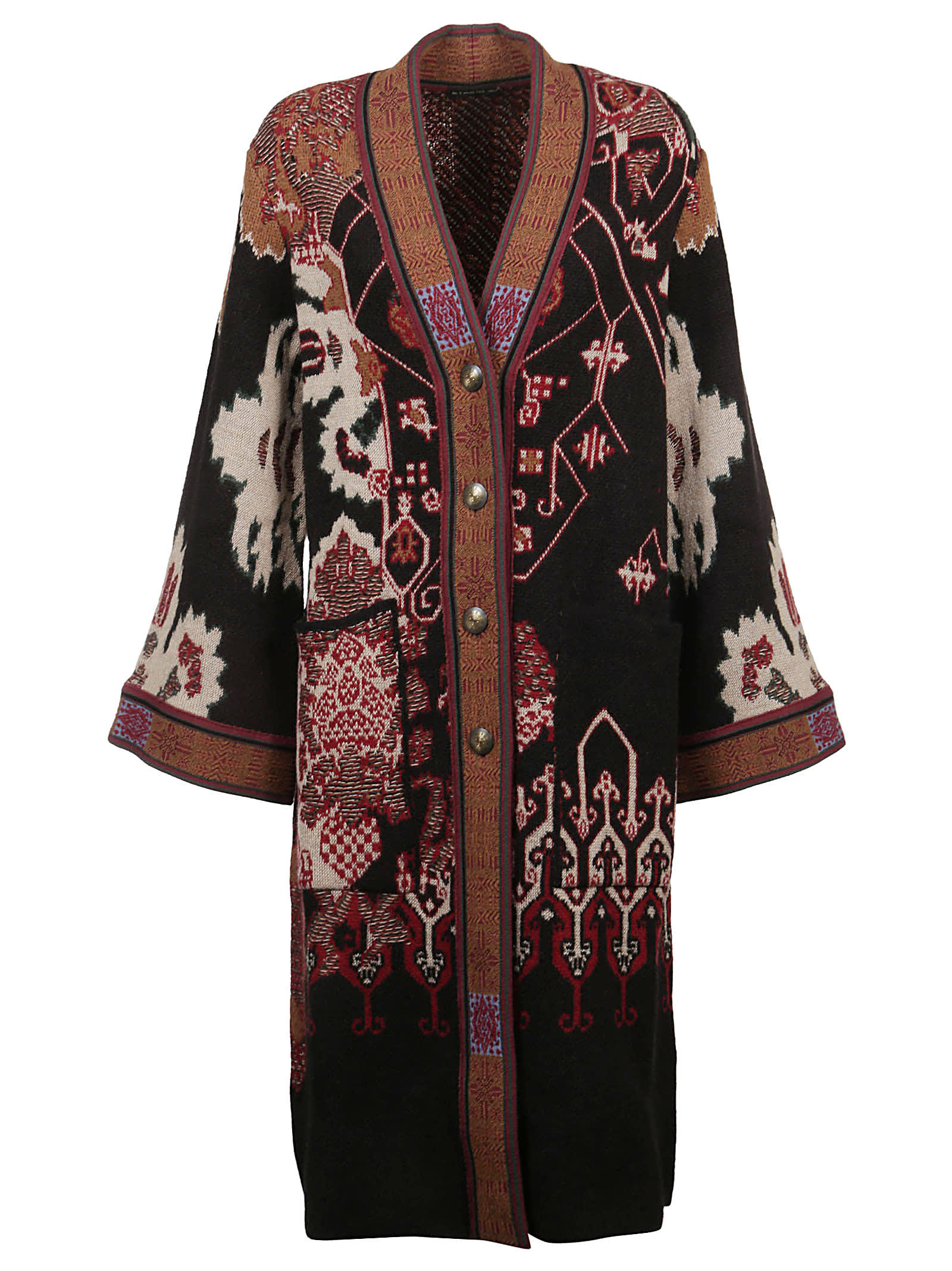 Photo of  Etro Cappotto Cornwall- shop Etro jackets online sales