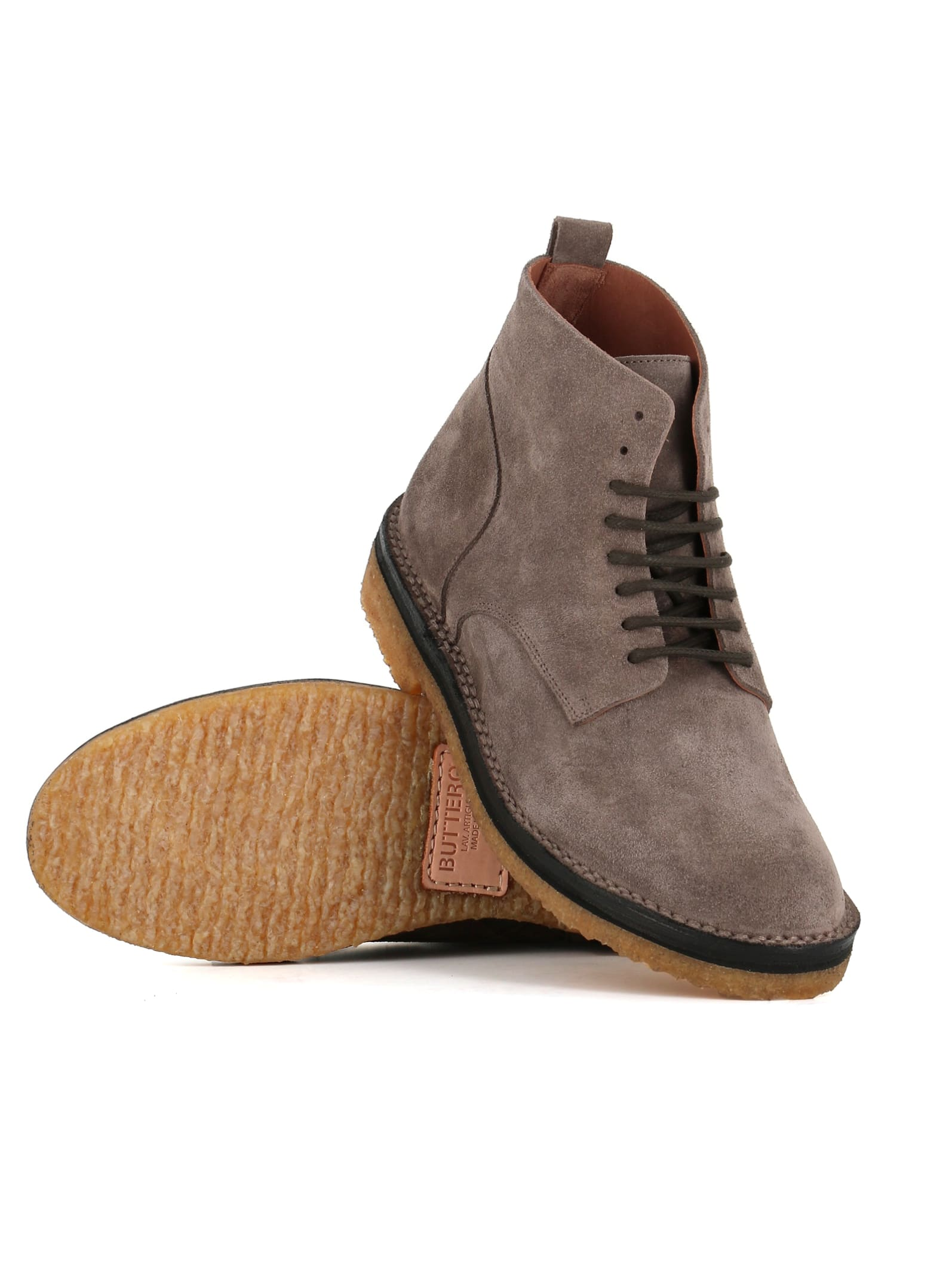 Buttero Lace-up Boot B7141