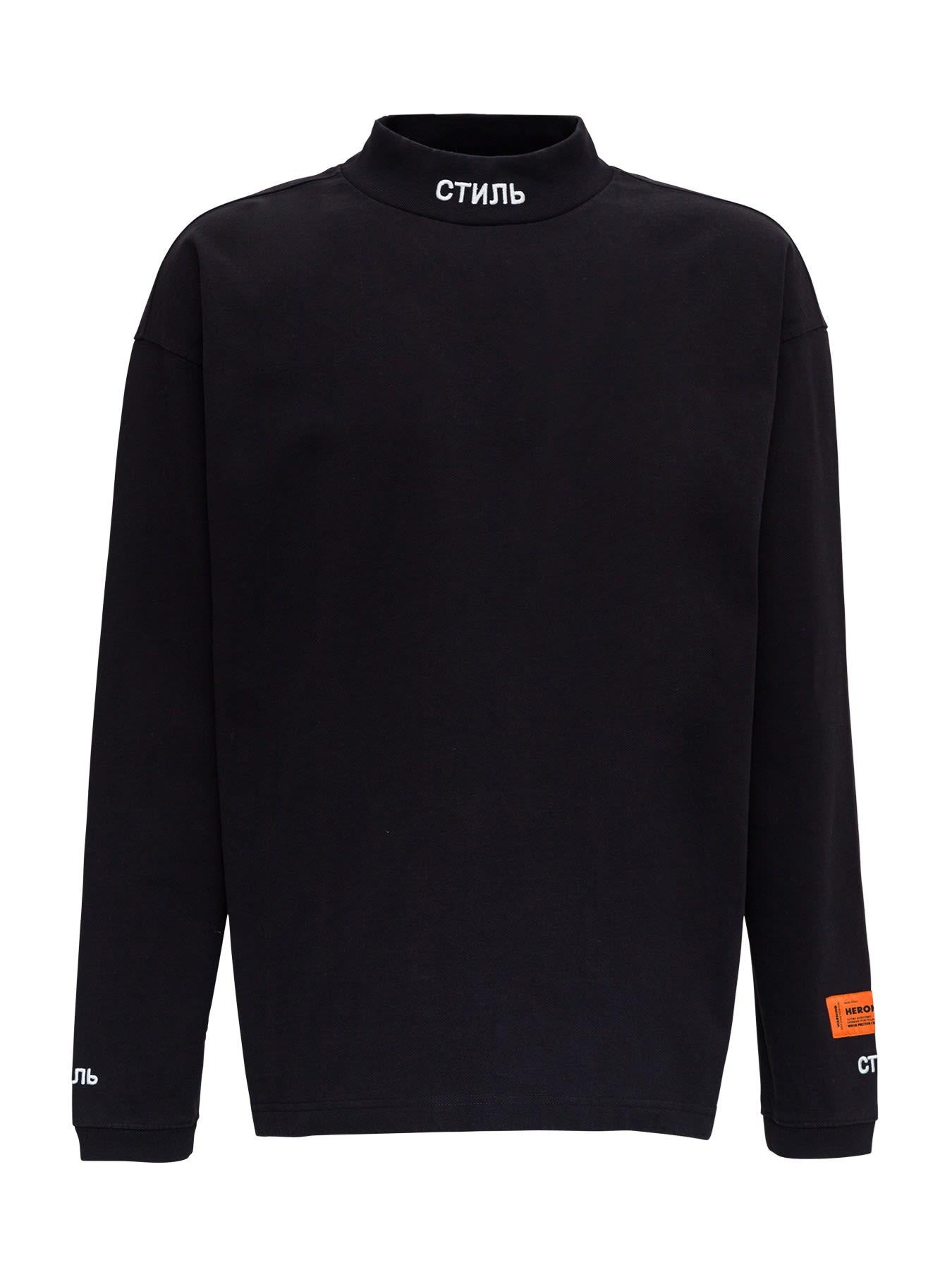 HERON PRESTON Ctnmnb Sweatshirt
