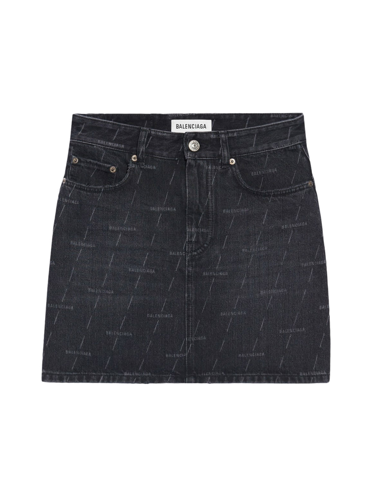Balenciaga MINI 5 POCKET SKIRT