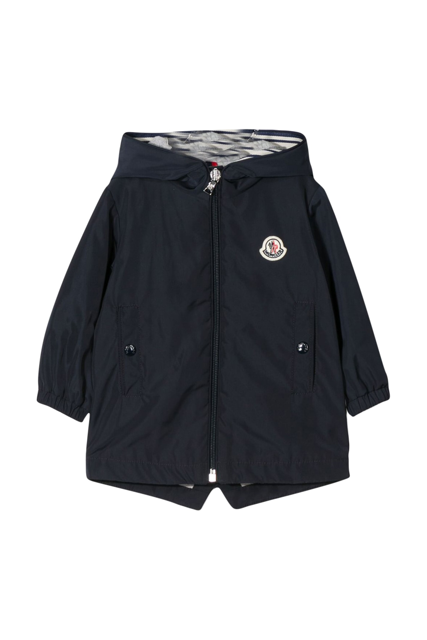 Moncler Cottons JACKET WITH APPLICATION