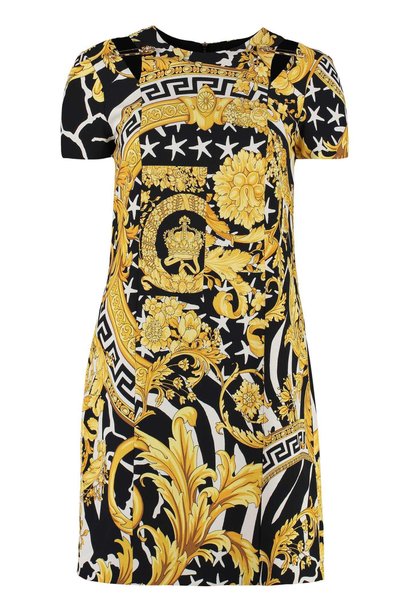Versace Viscose Dress