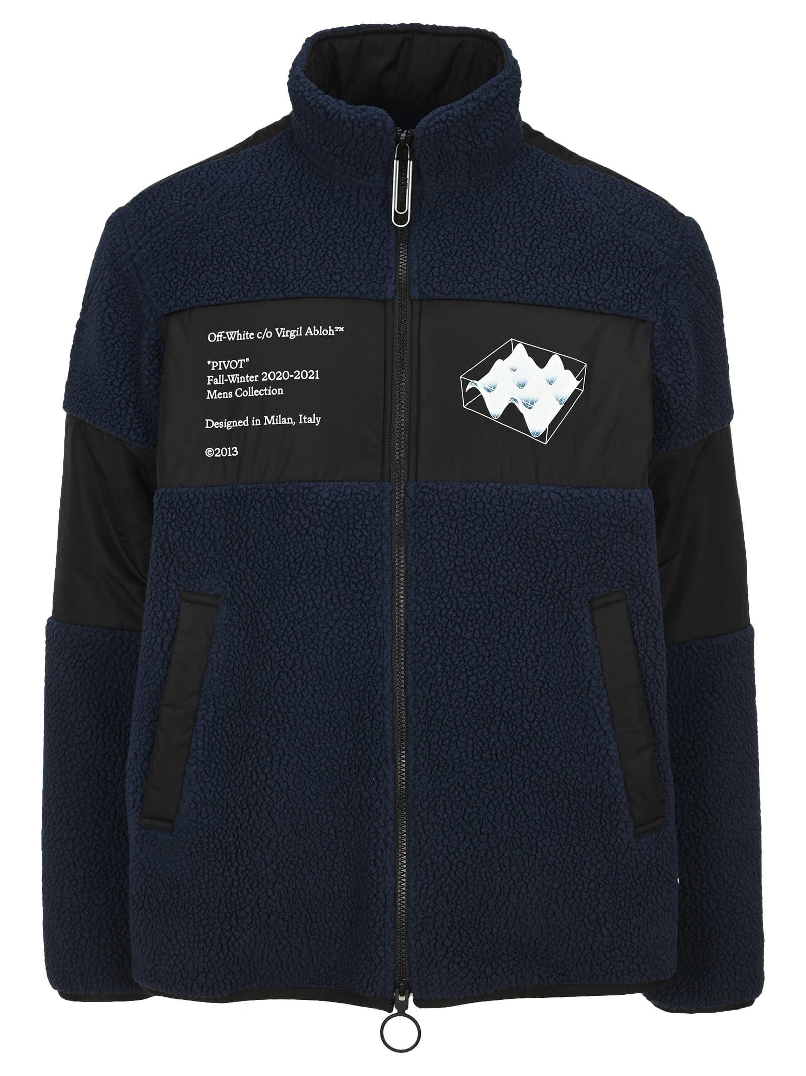 Off White Polar Jacket