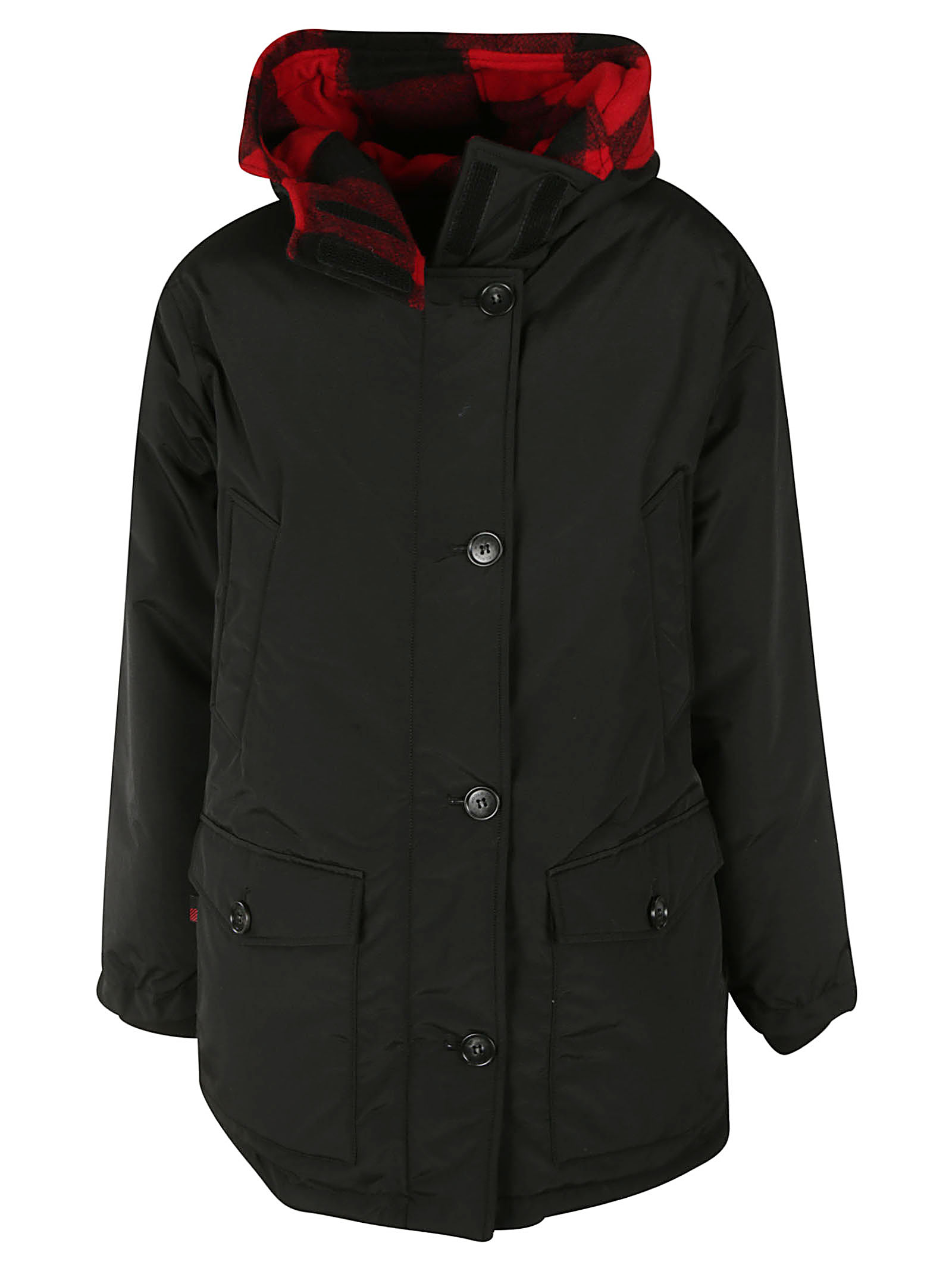 Photo of  Woolrich Reversible Parka- shop Woolrich jackets online sales