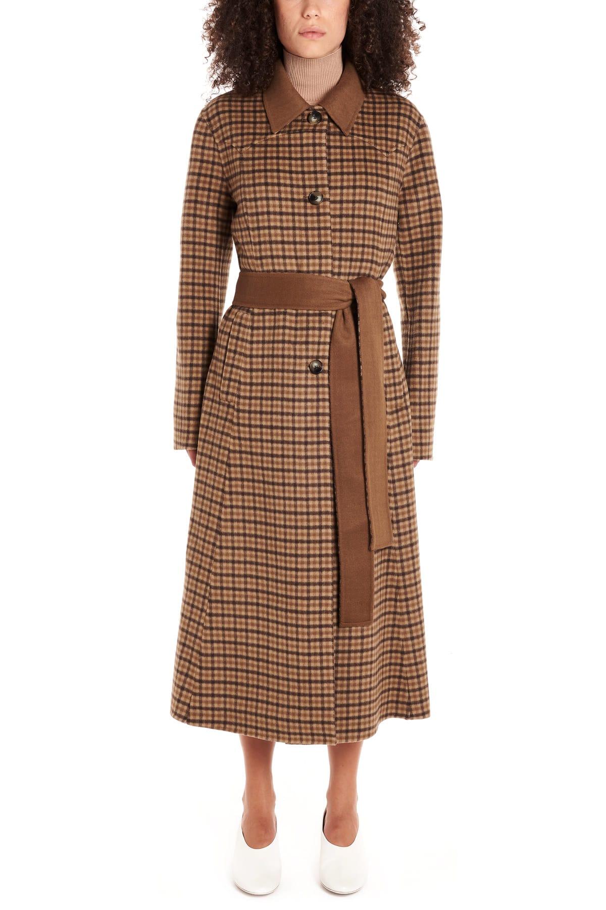 Nanushka sira Coat