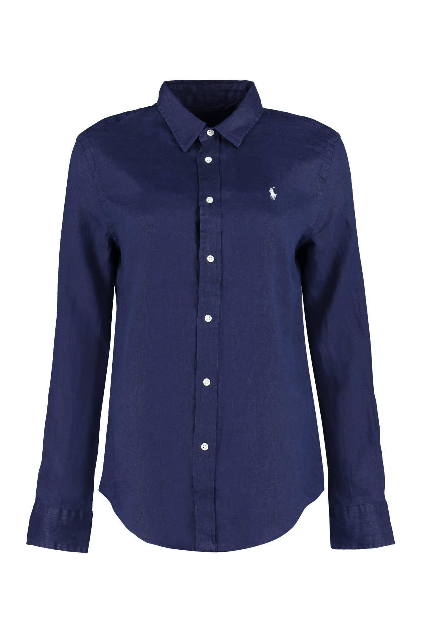 Polo Ralph Lauren Linens LINEN SHIRT