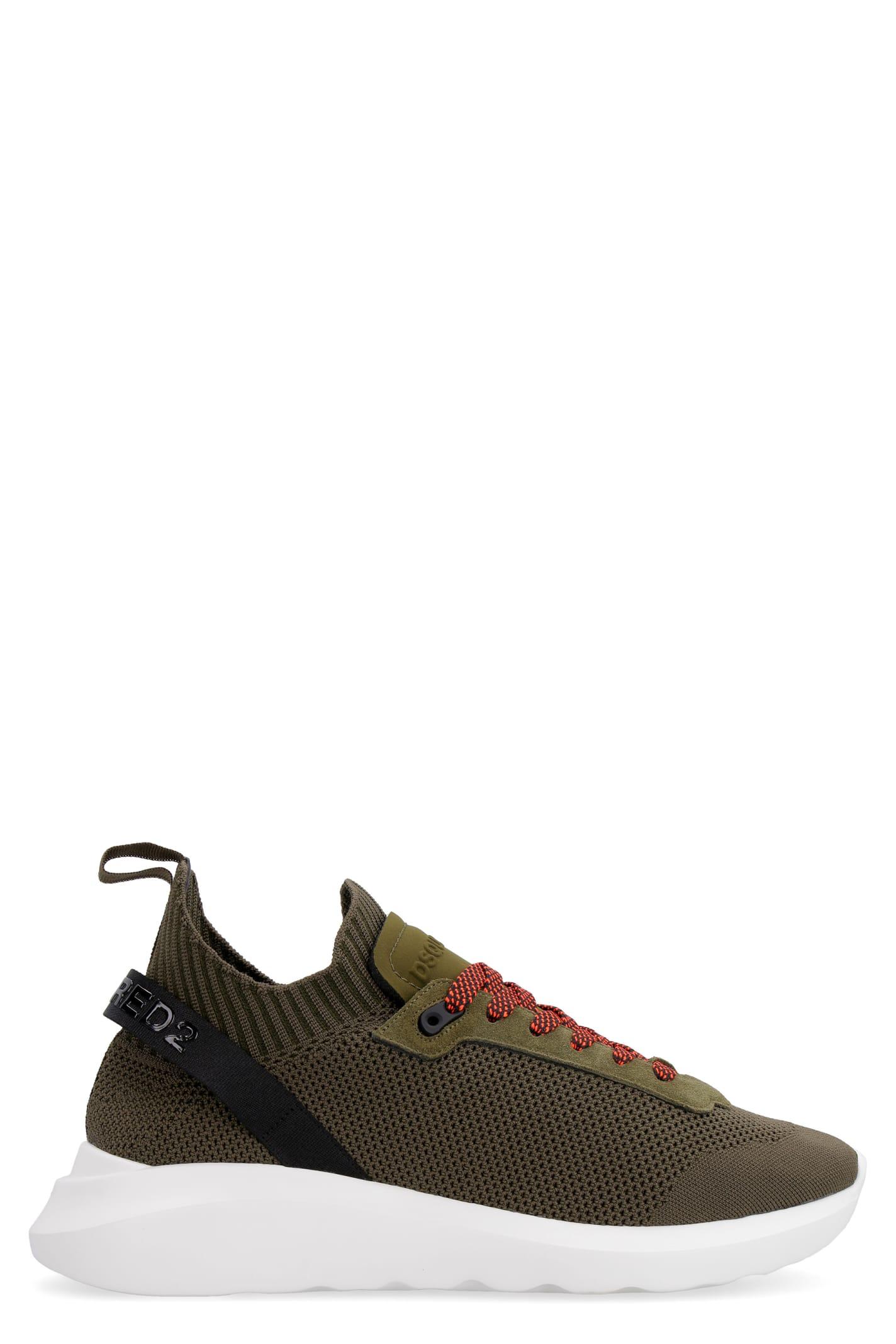 Speedster Fabric Low-top Sneakers