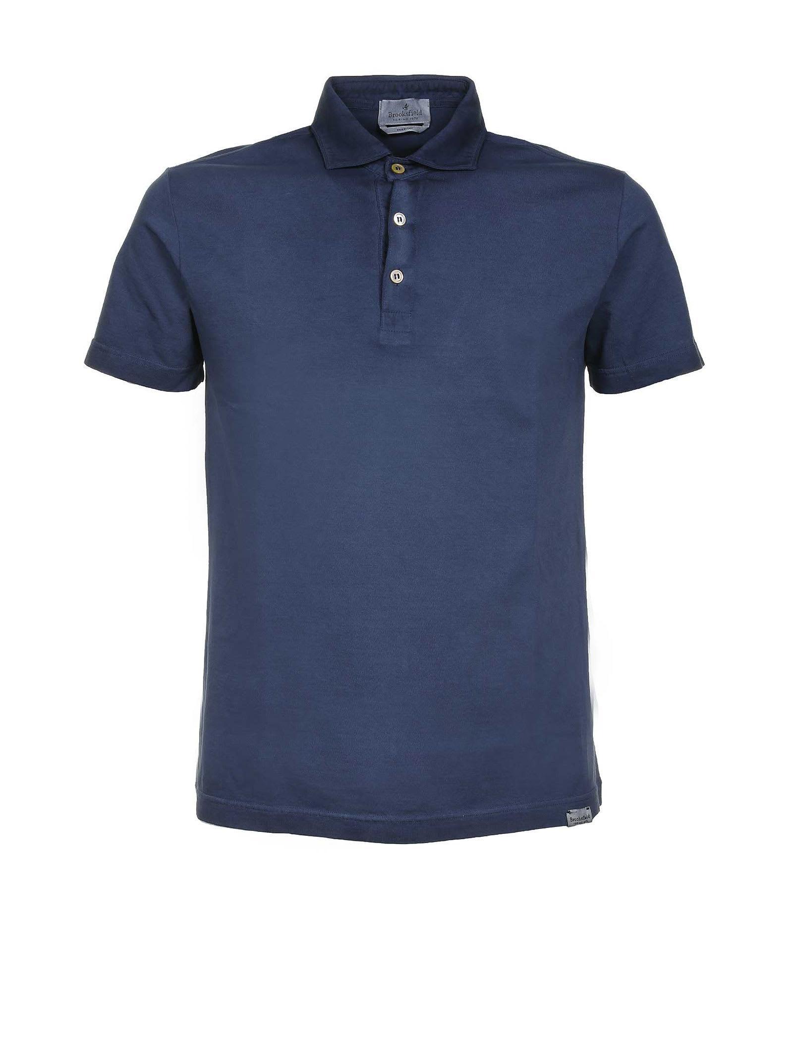 Brooksfield Brooksfield Piquet Polo Shirt