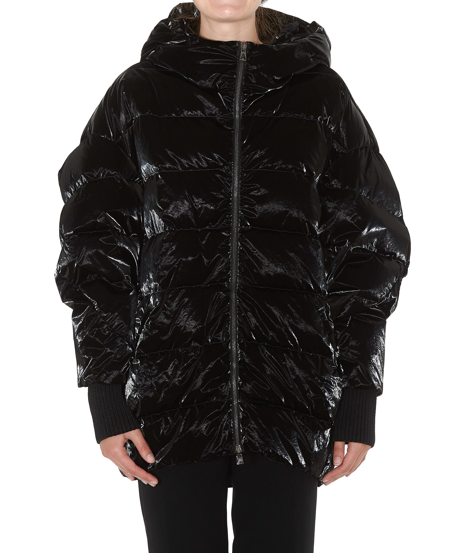 Ahirain Duchesse Caban Down Jacket