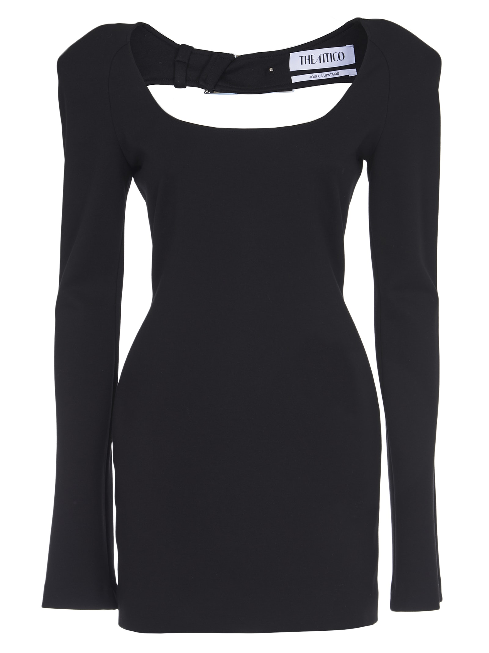 Buy The Attico Cut-out Minidress online, shop The Attico with free shipping