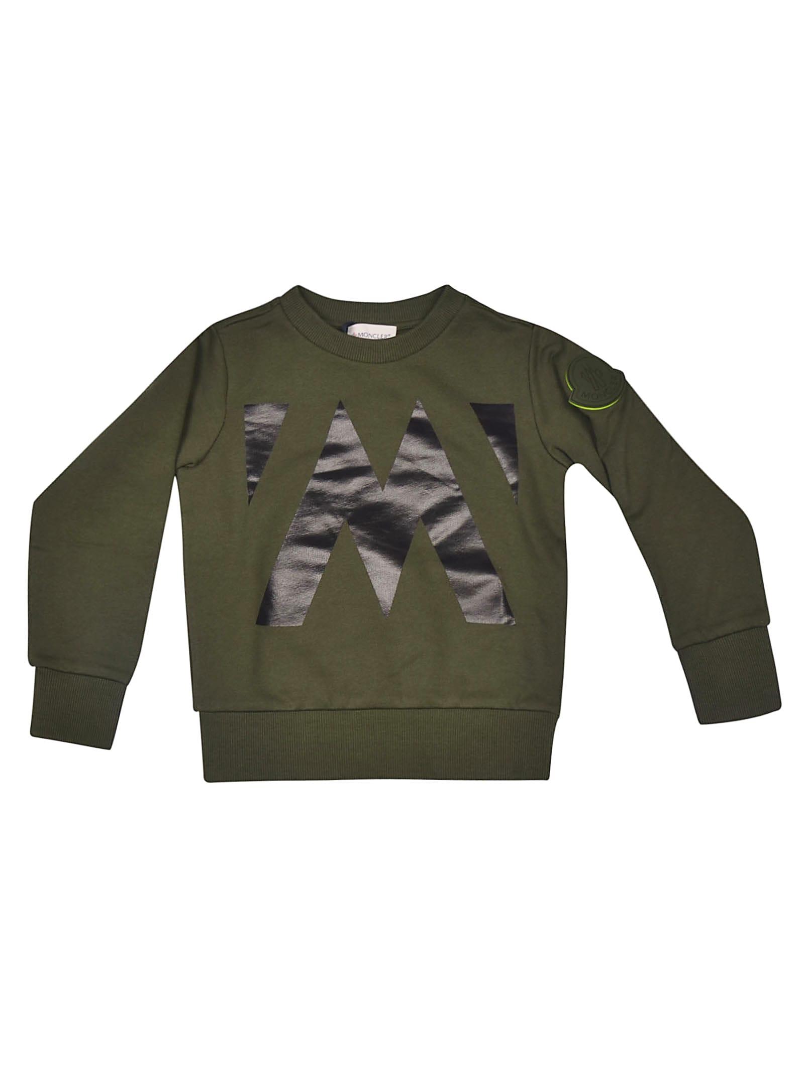 separation shoes d0482 9d159 Moncler Printed Sweatshirt