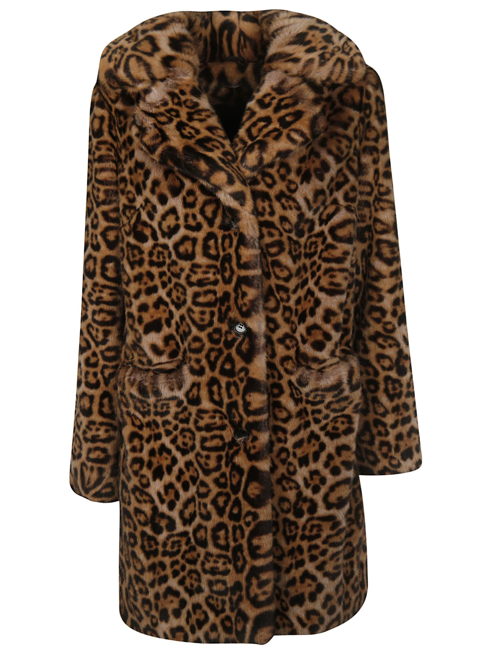 Parosh Pangue Coat