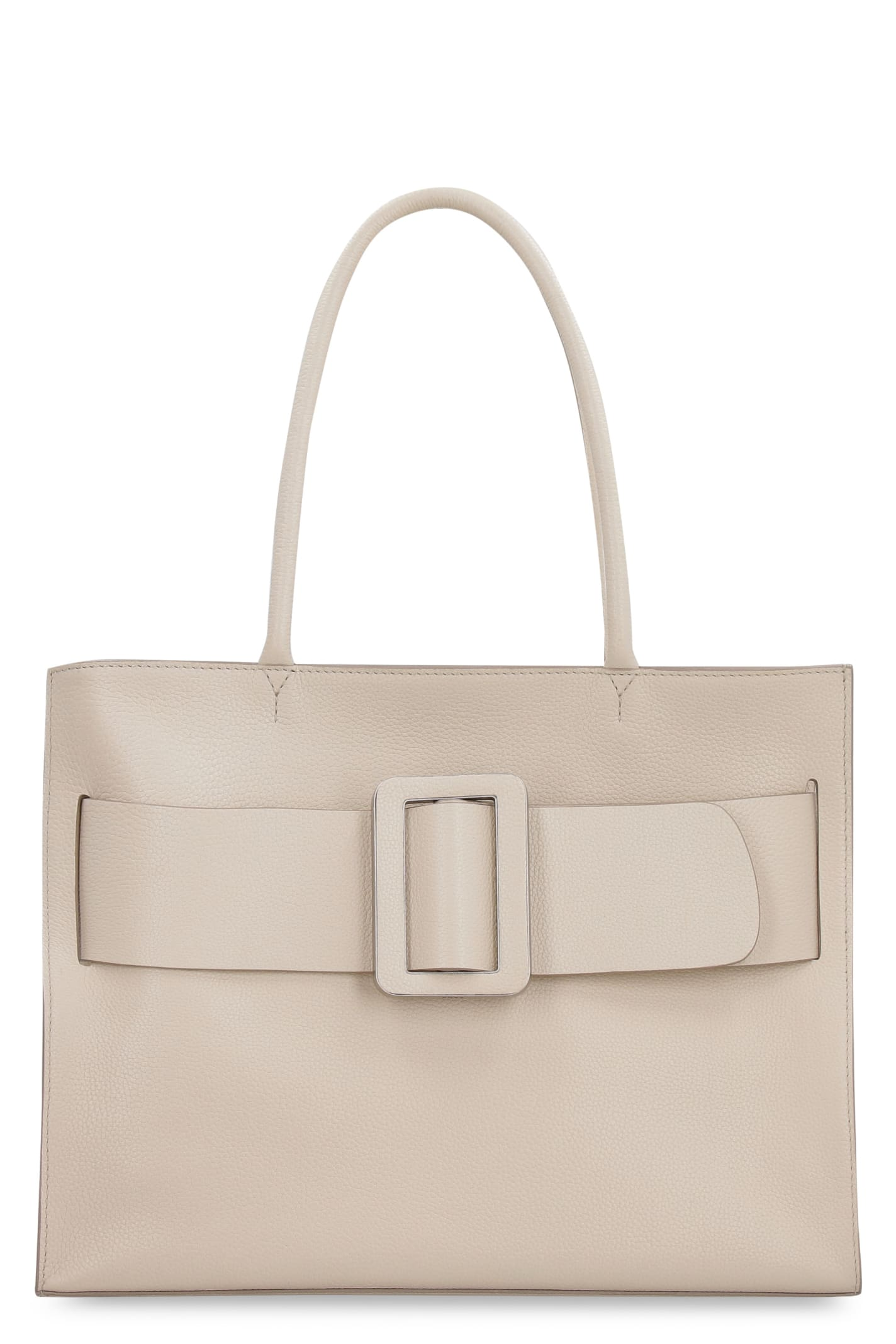 Bobby Soft Pebbled Leather Tote