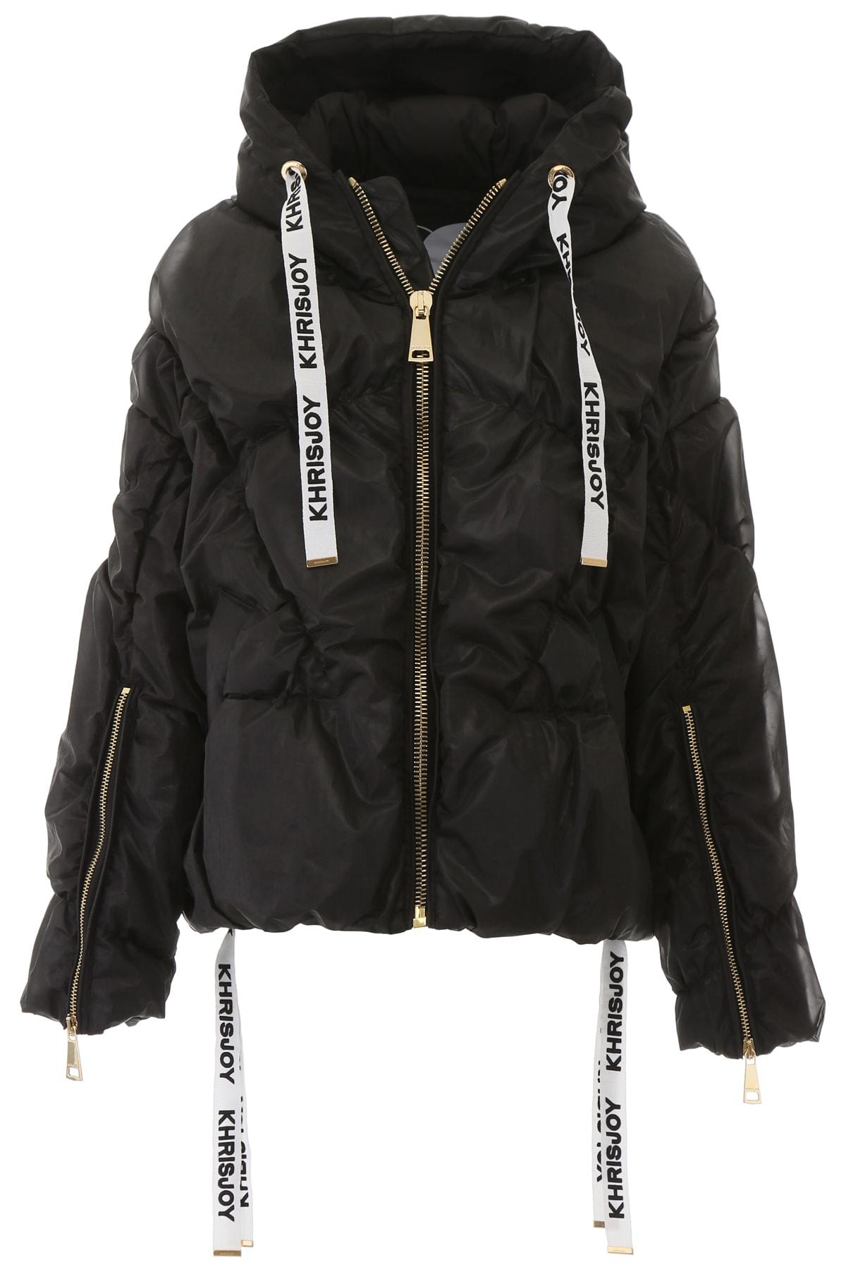 Khrisjoy Organza Khris Puffer Jacket