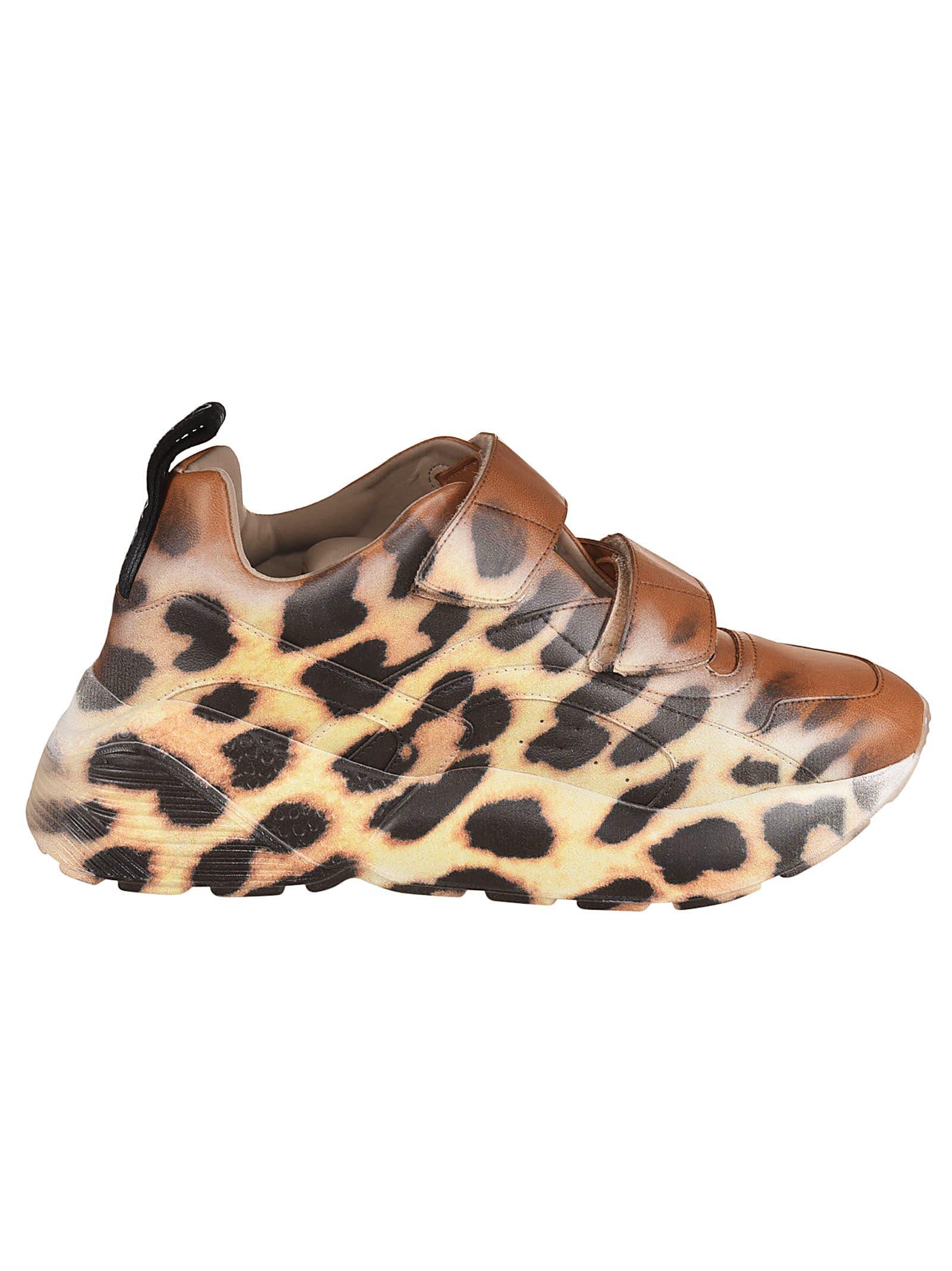 Stella McCartney Leopard Sneakers