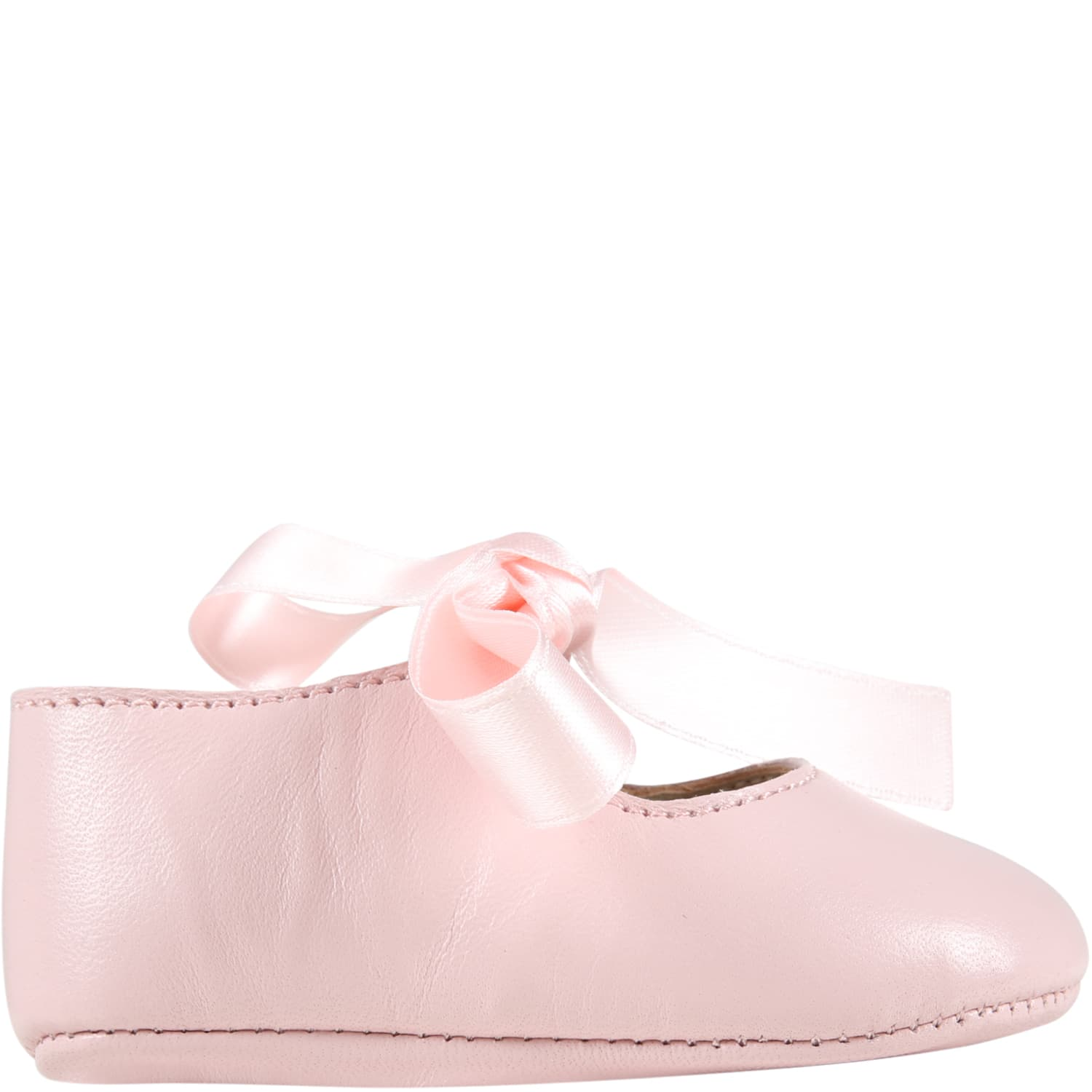 Pink Ballet-flats For Baby Girl
