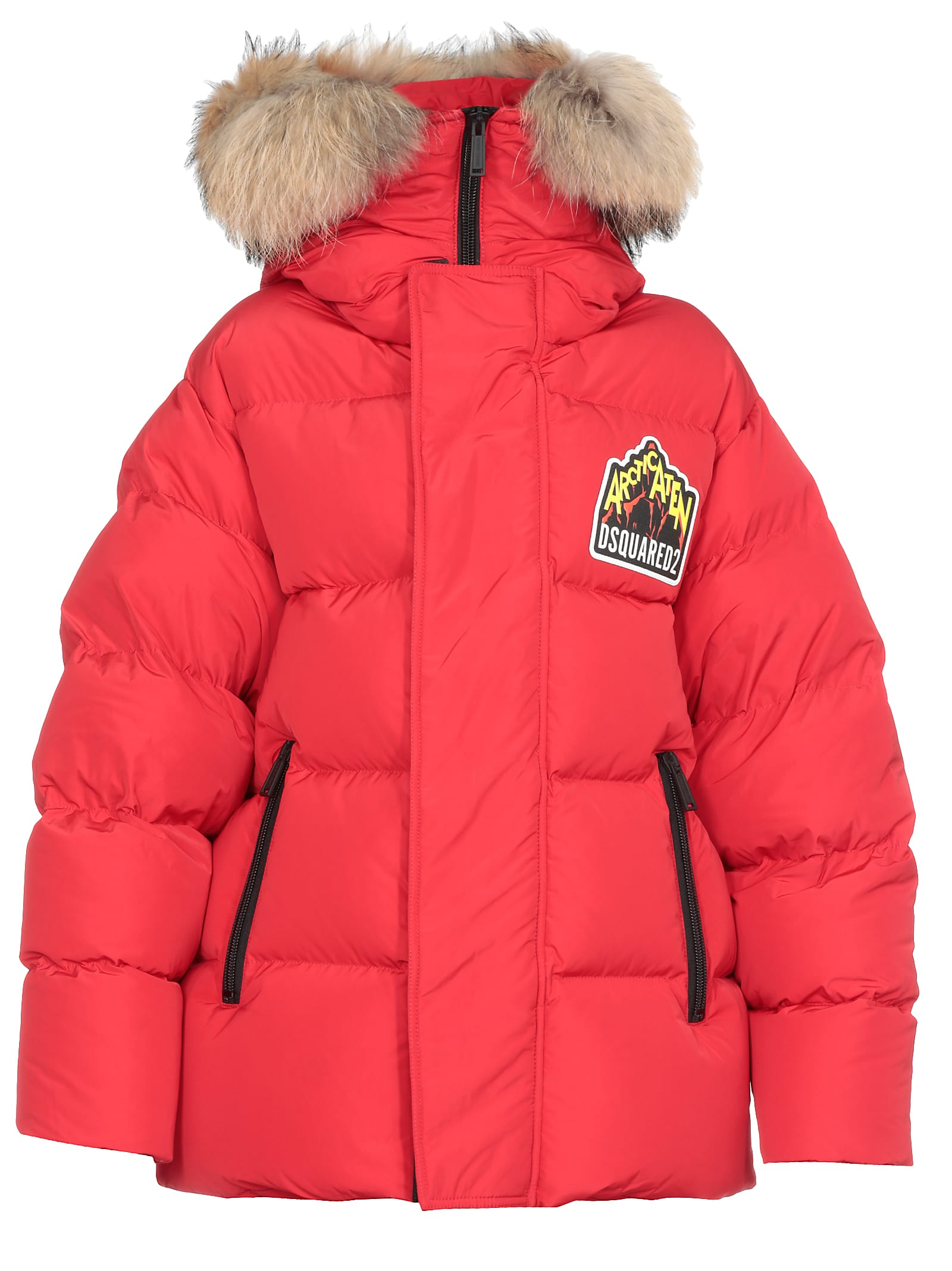 Dsquared2 Quilted Down Jacket
