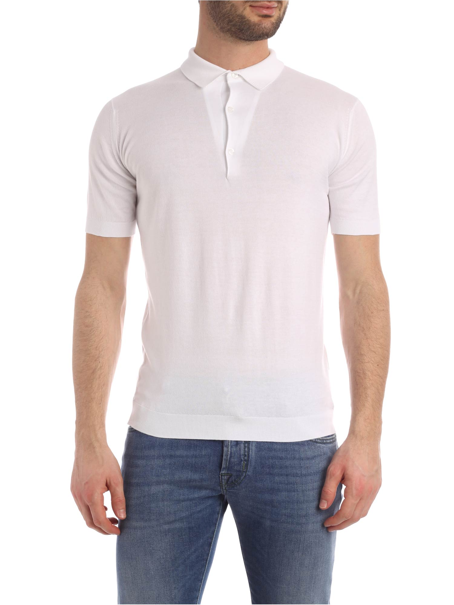John Smedley Adrian Shirt Ss