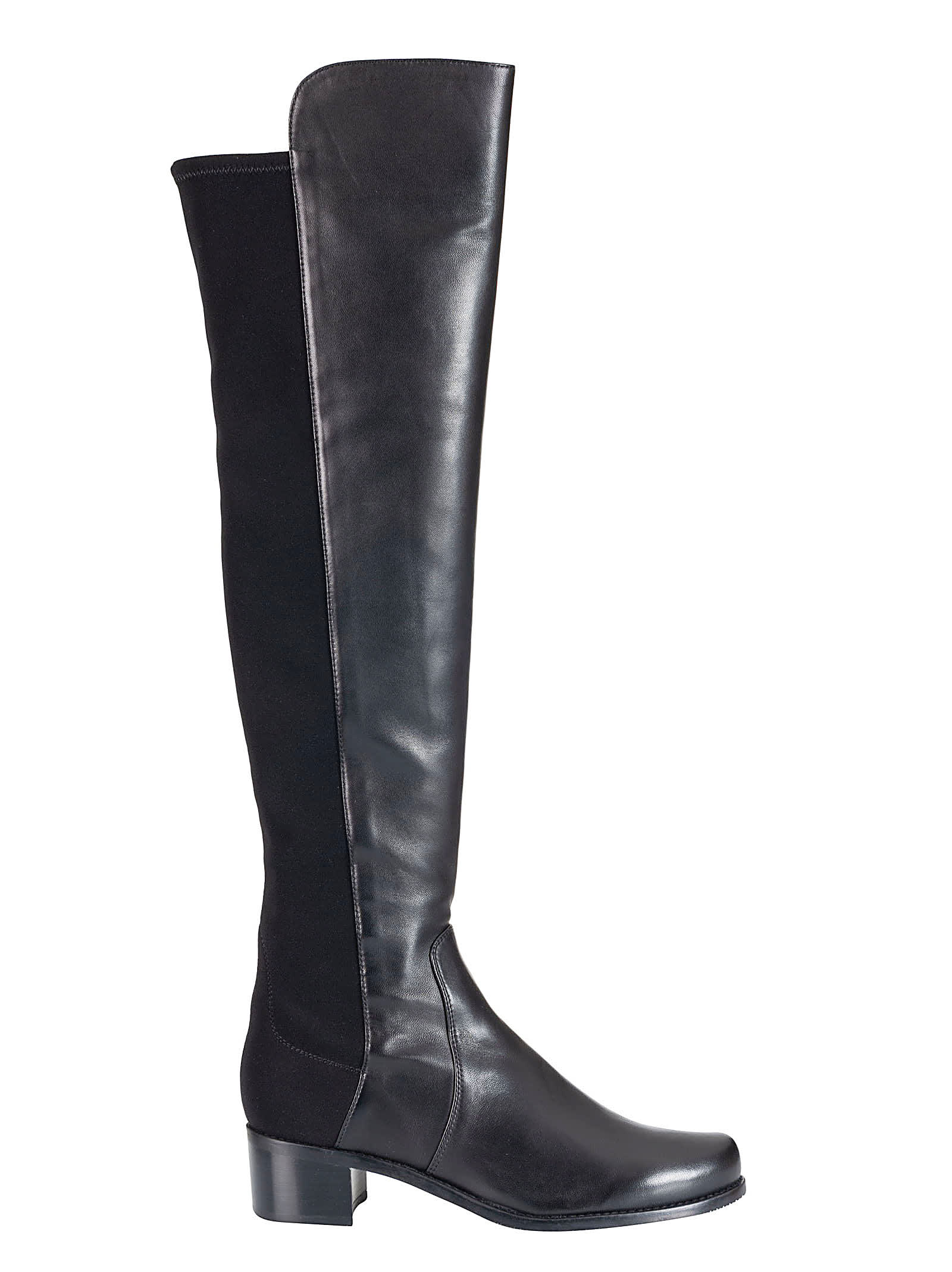 quality products save up to 80% the sale of shoes Stuart Weitzman Reserve Over-The-Knee Boots In Black | ModeSens