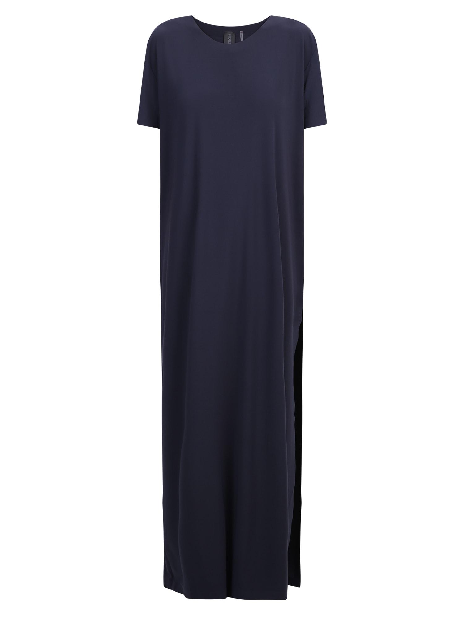 Buy Norma Kamali Long Dress online, shop Norma Kamali with free shipping