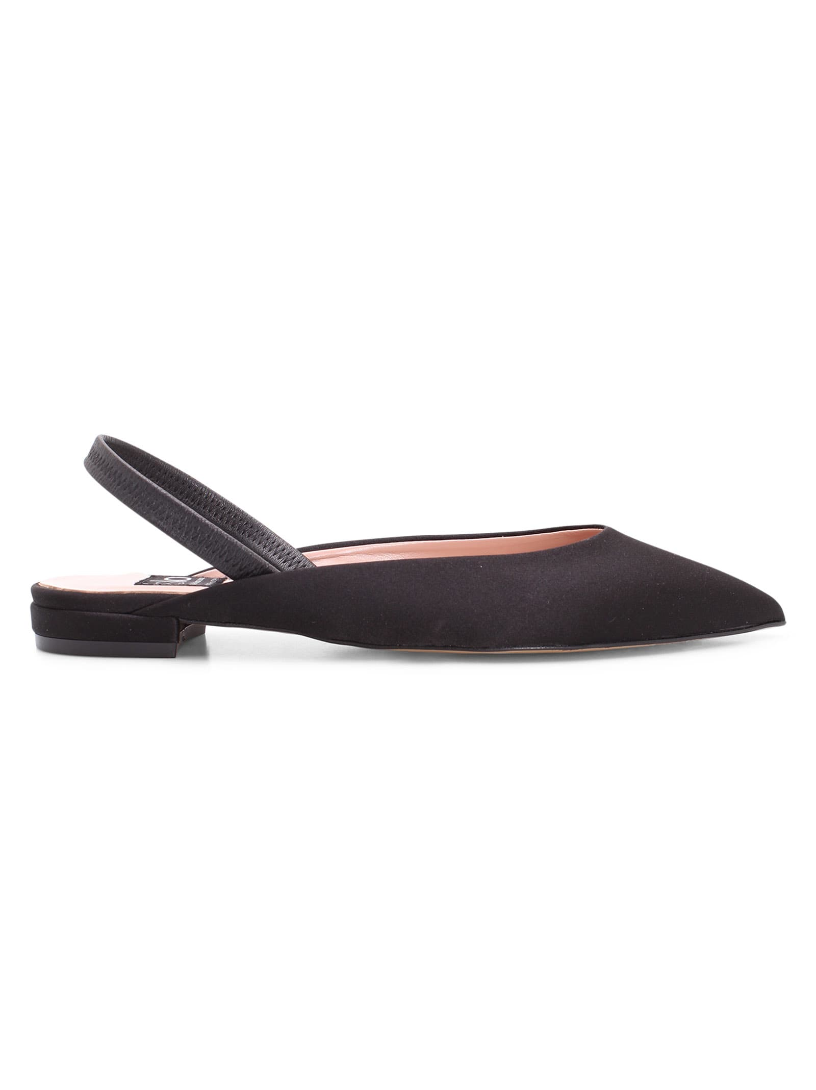 bolla Leather Flat Shoes