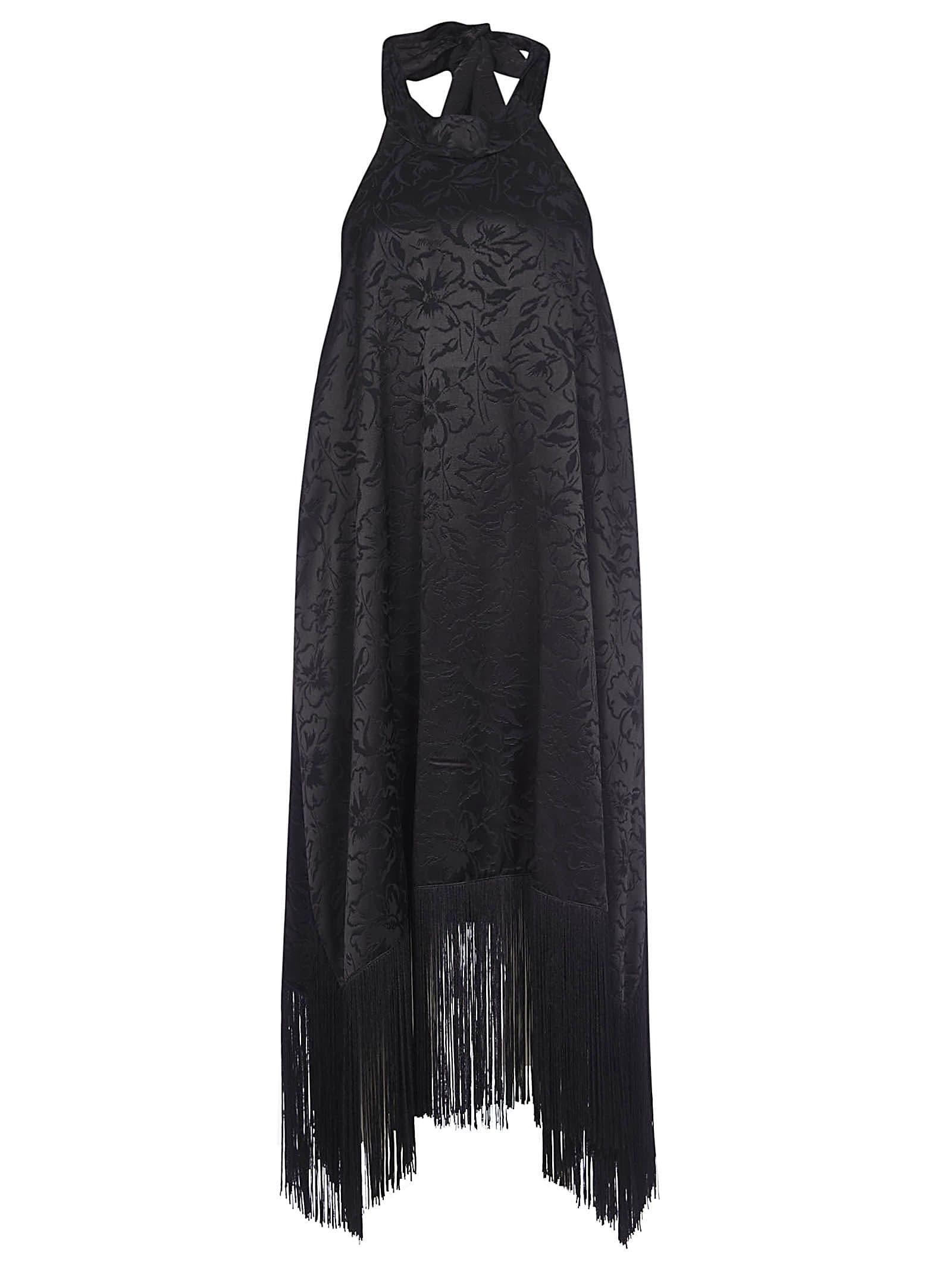 Buy MSGM Asymmetric Maxi Dress online, shop MSGM with free shipping