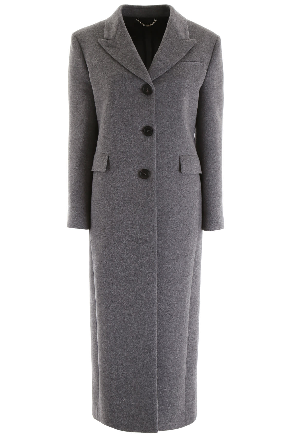 Salvatore Ferragamo Long Tailoring Coat