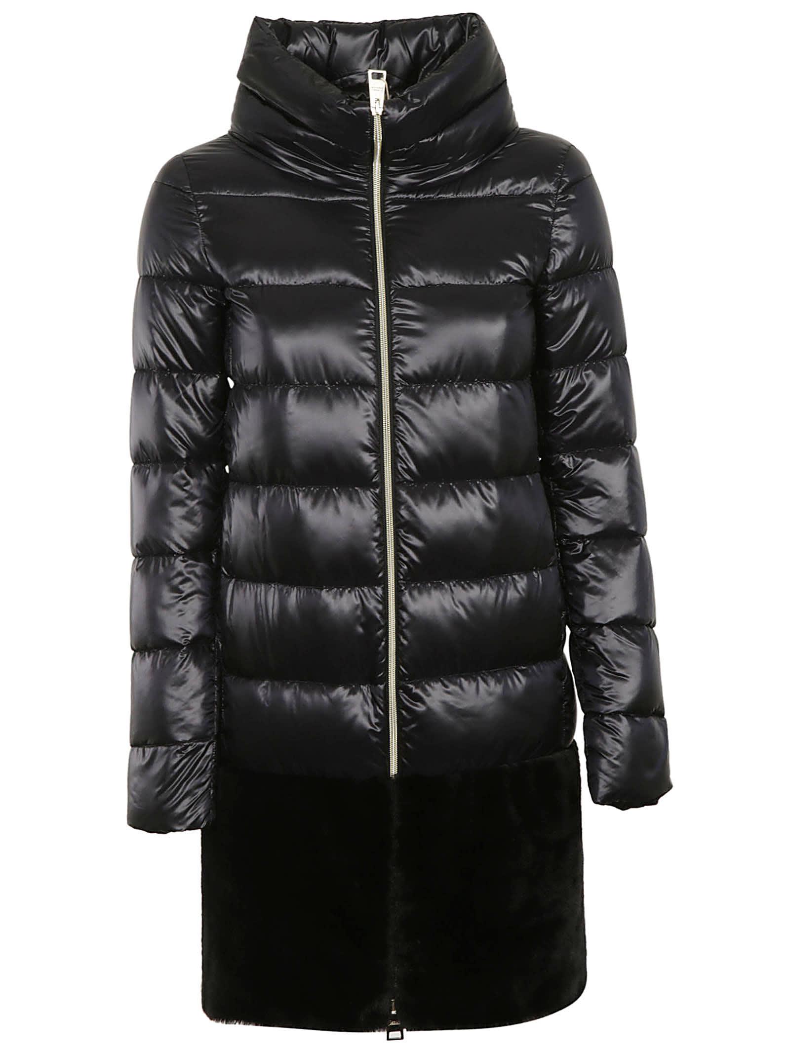 Herno Zipped Padded Coat