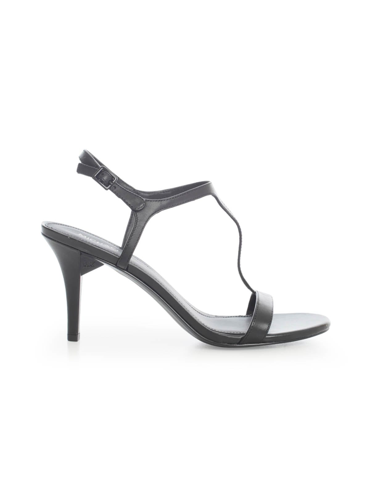 MICHAEL Michael Kors Arden Mid Sandals W/lace On Ankle