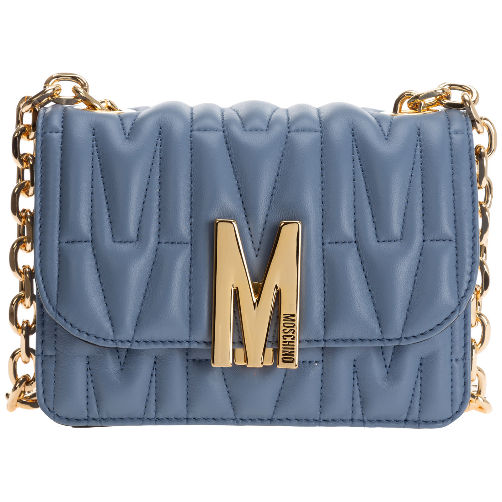Moschino M SHOULDER BAG