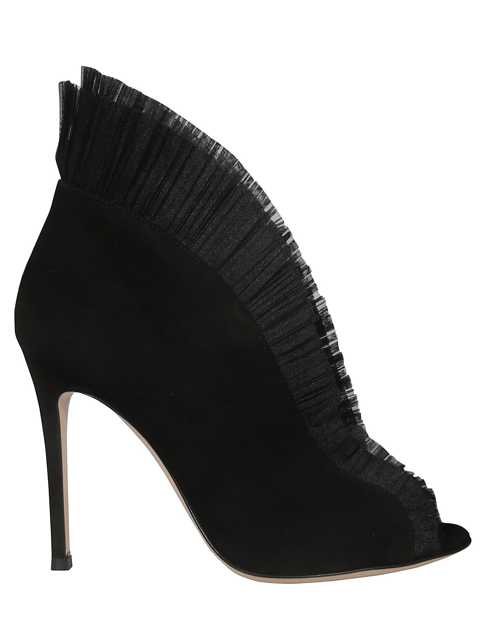 Gianvito Rossi Vamp Ankle Boots