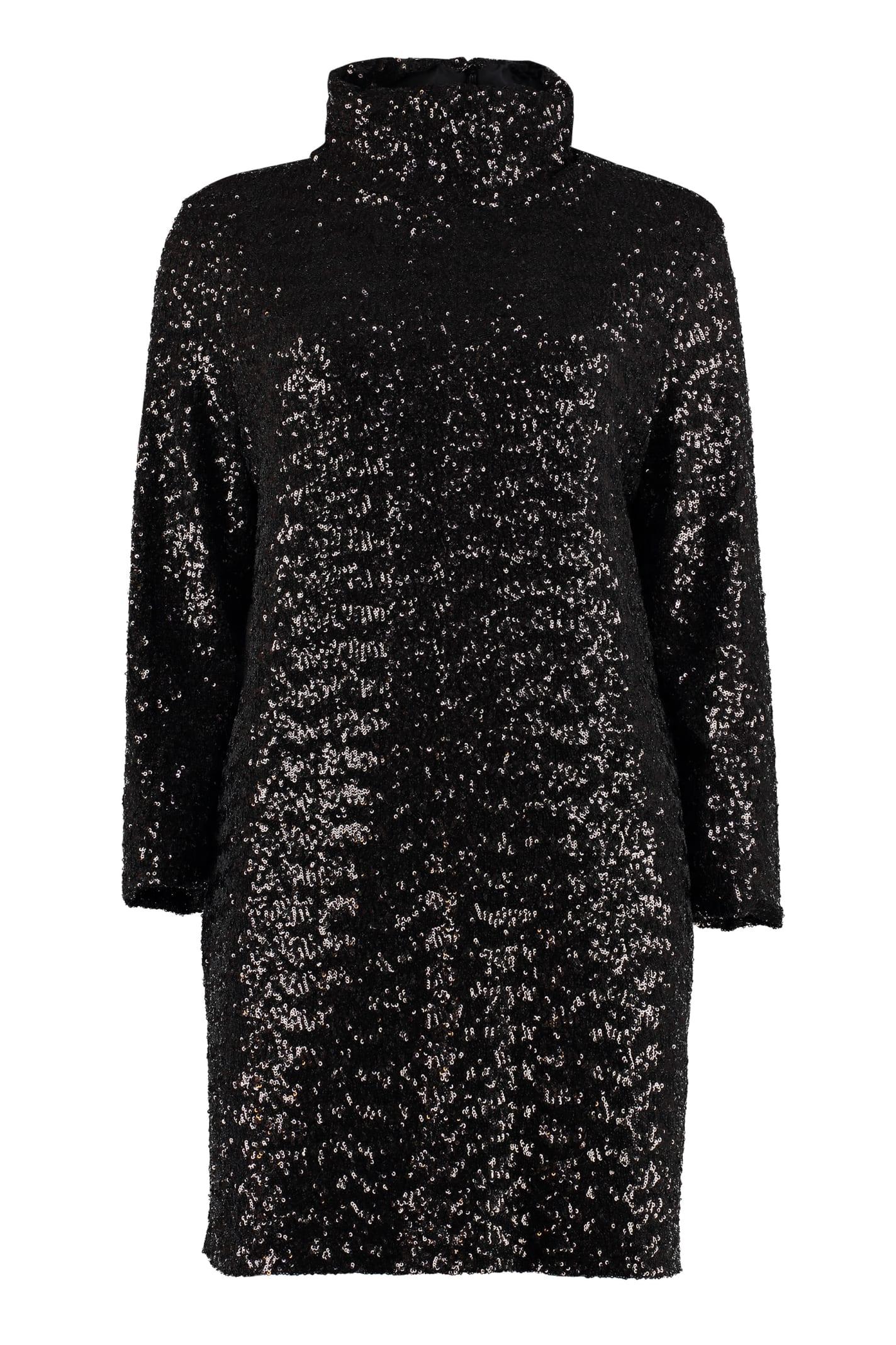 Photo of  Fabiana Filippi Sequin Mini-dress- shop Fabiana Filippi  online sales