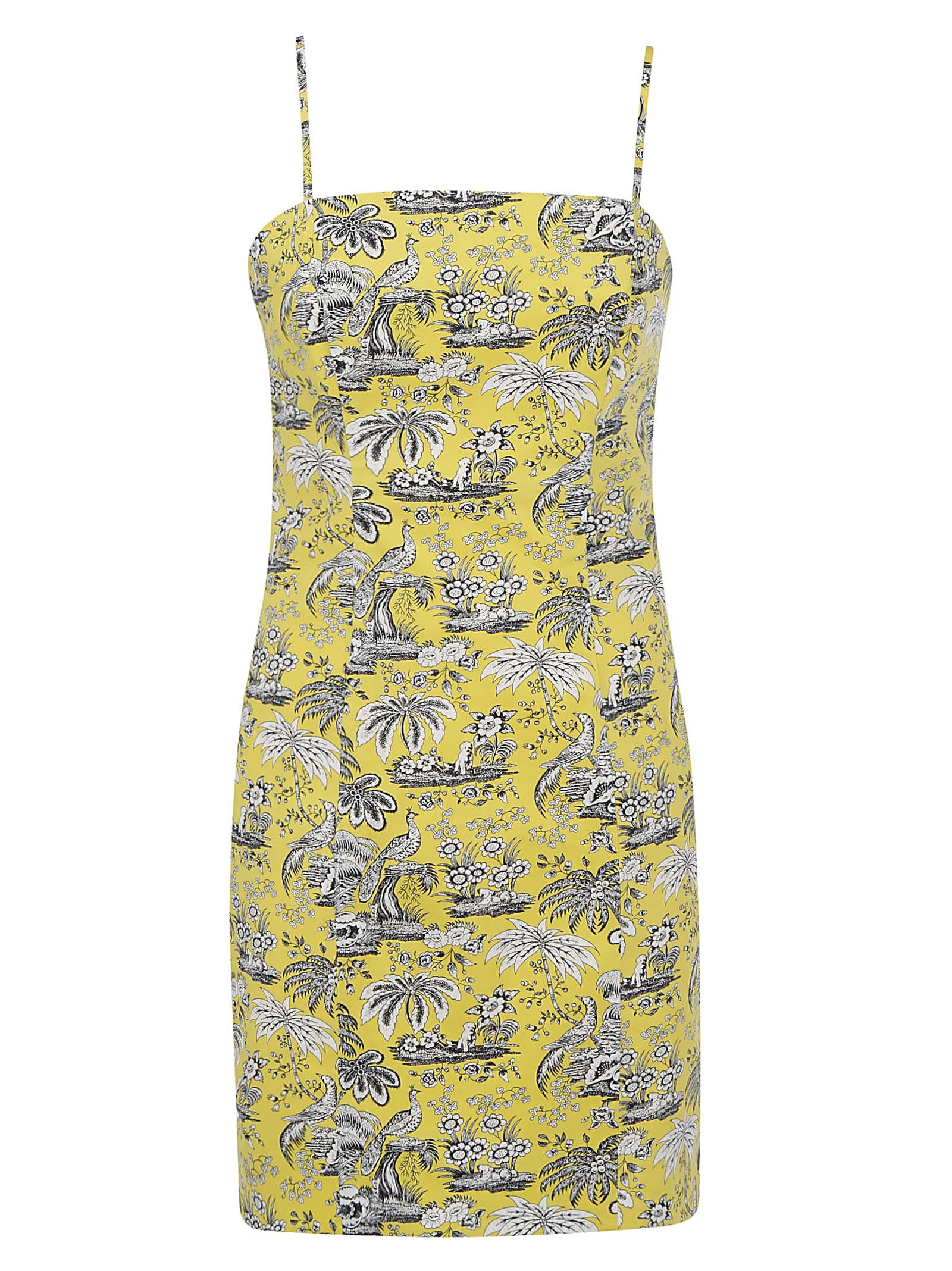 Buy Staud Basset Dress online, shop STAUD with free shipping