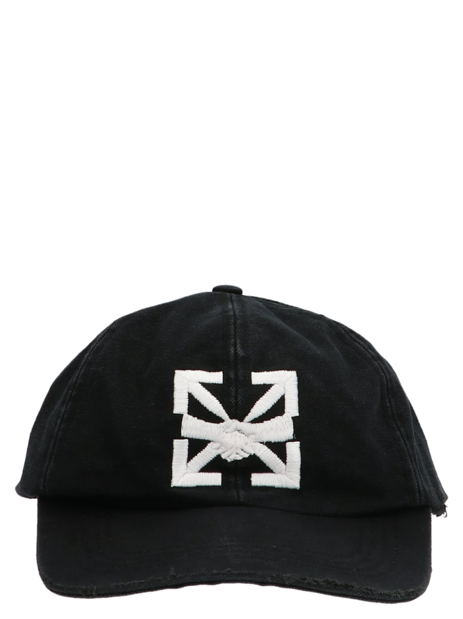 Off-White Caps OFF-WHITE AGREEMENT CAP