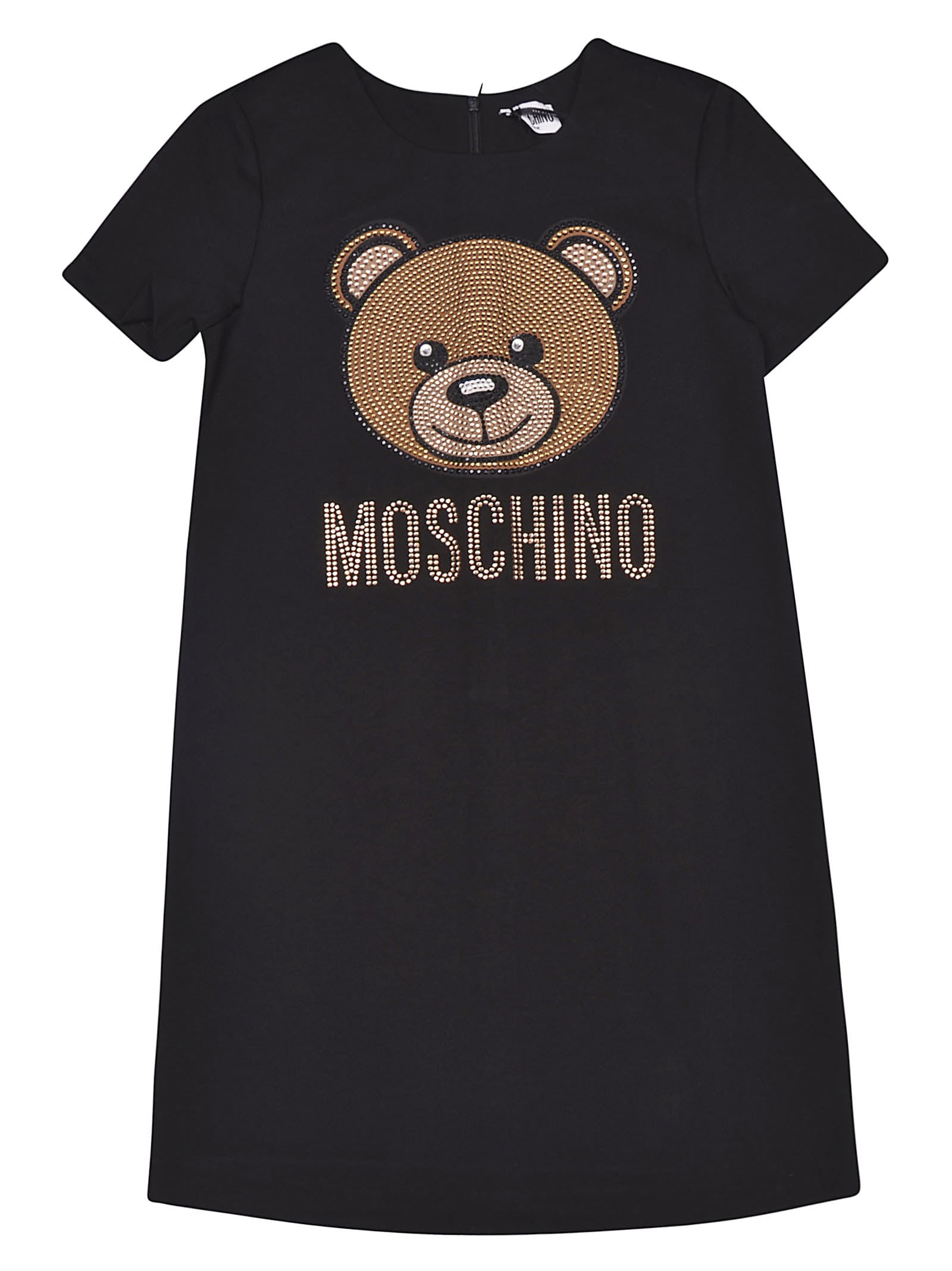 Moschino Bear Print Dress