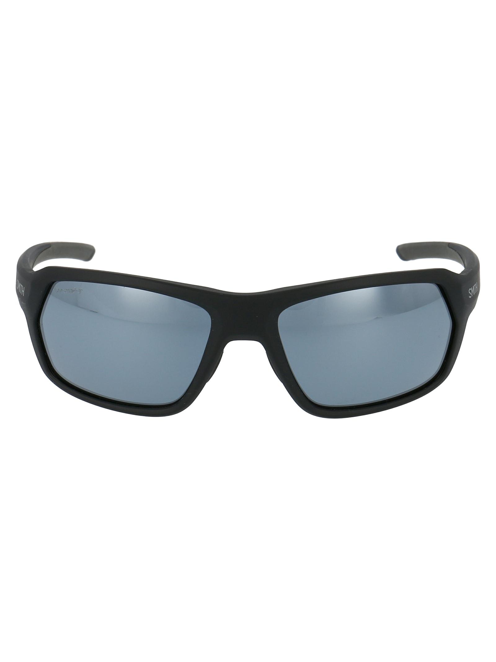 Smith Rebound Sunglasses In 003op Matt Black