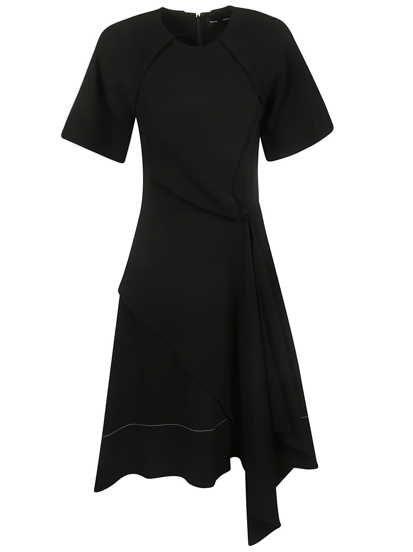 Proenza Schouler Draped Dress