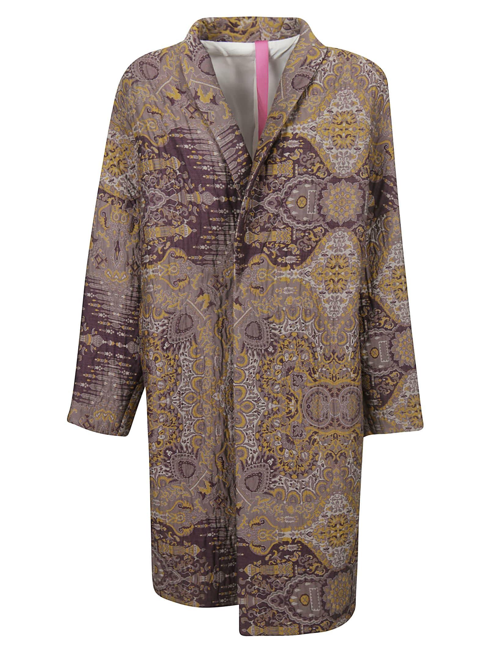 Ys Printed Coat