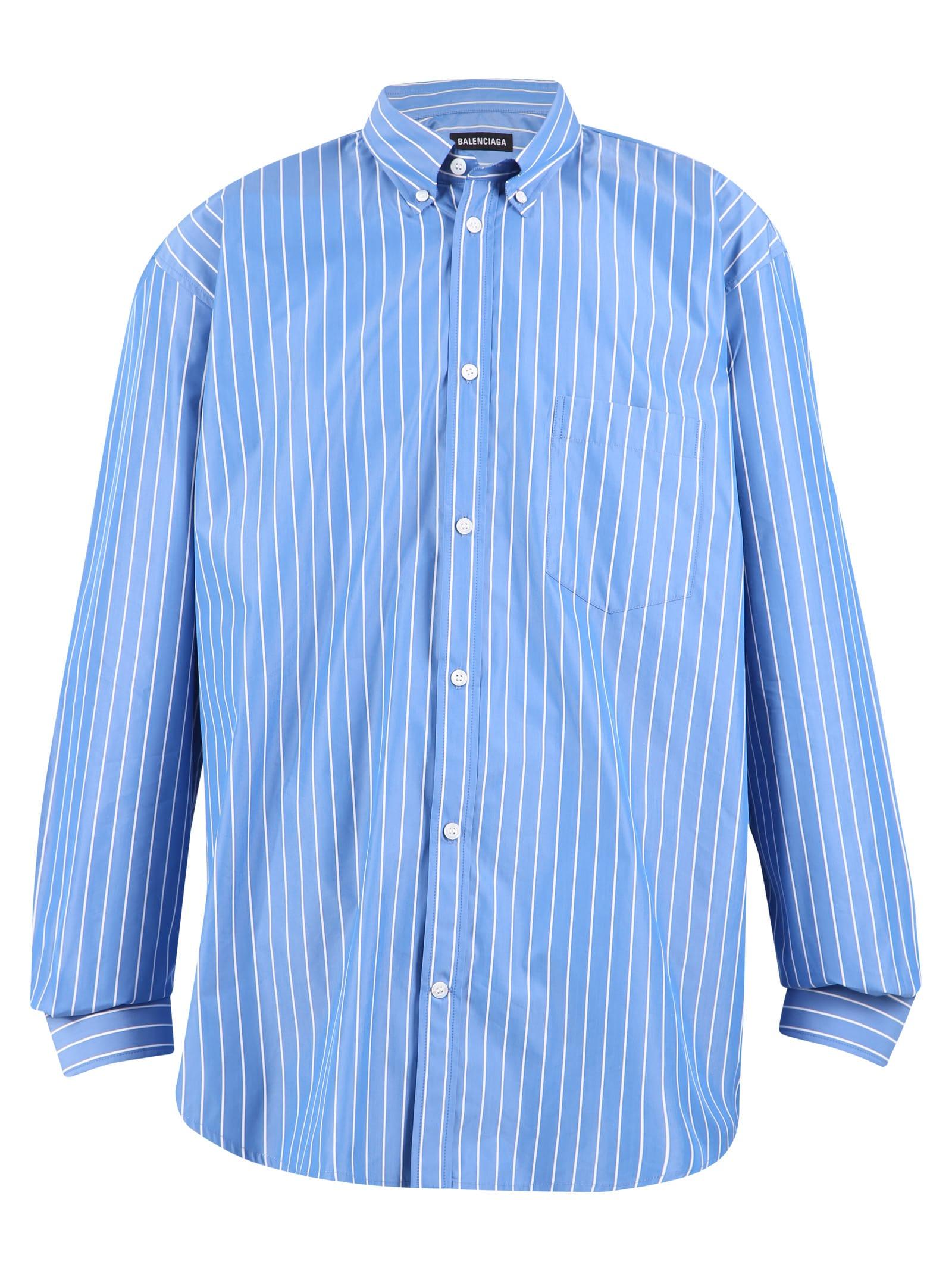 Balenciaga Branded Shirt