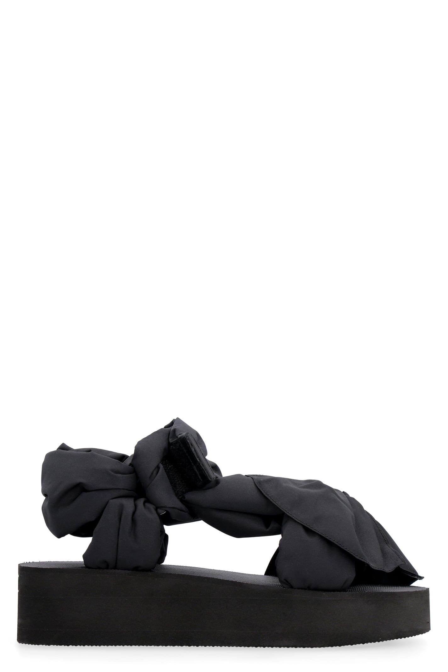 Buy RED Valentino Bow Detail Sandals online, shop RED Valentino shoes with free shipping
