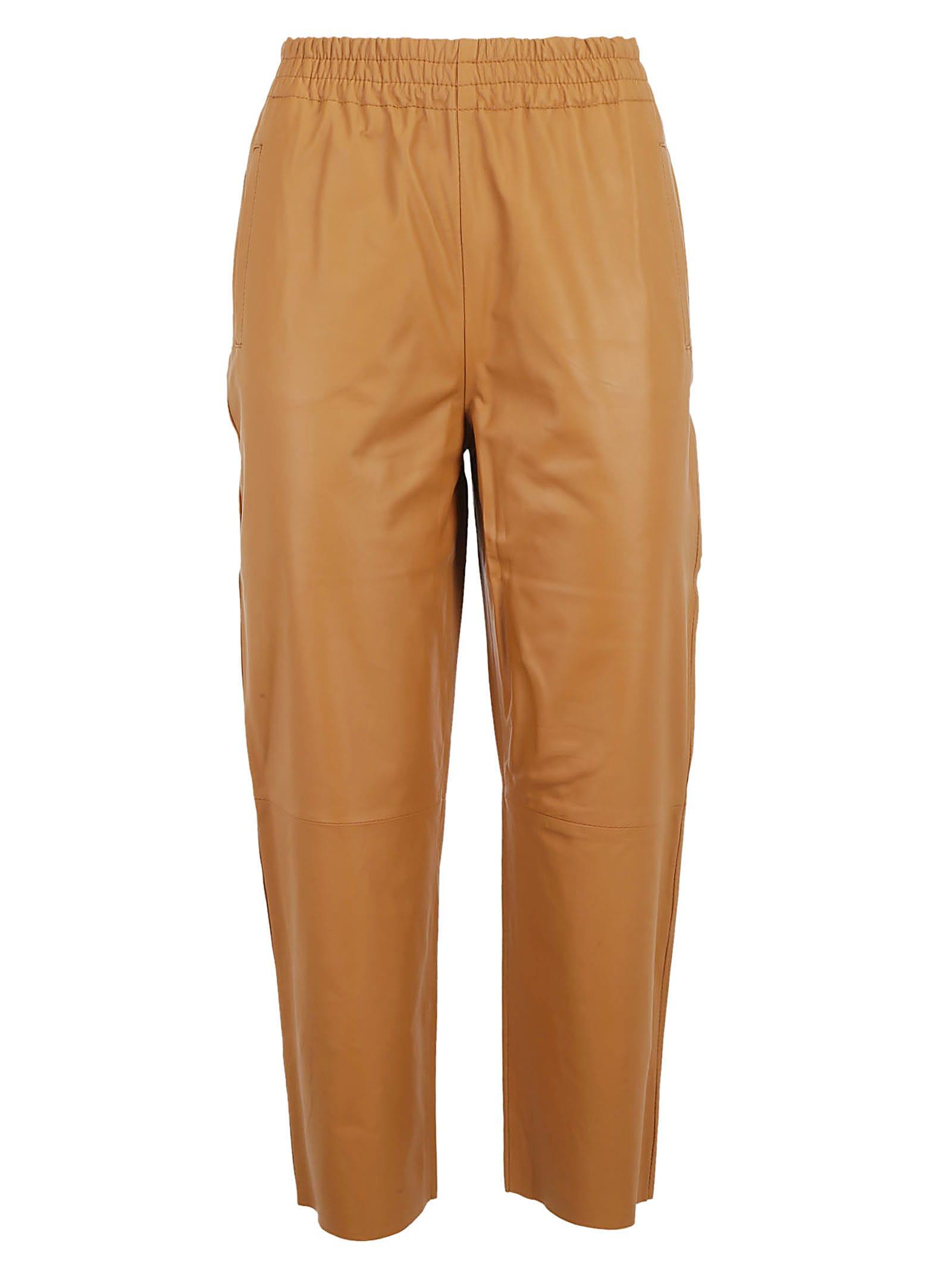 Pinko Leather Pants