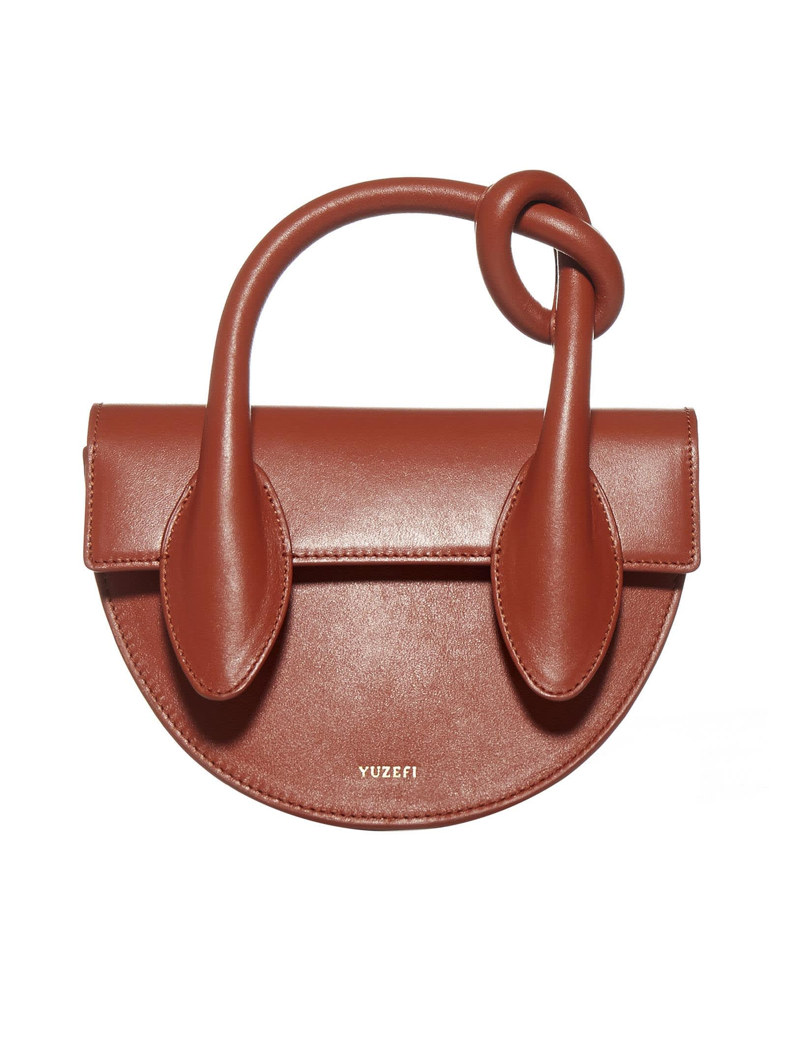 YUZEFI Dolores Leather Bag